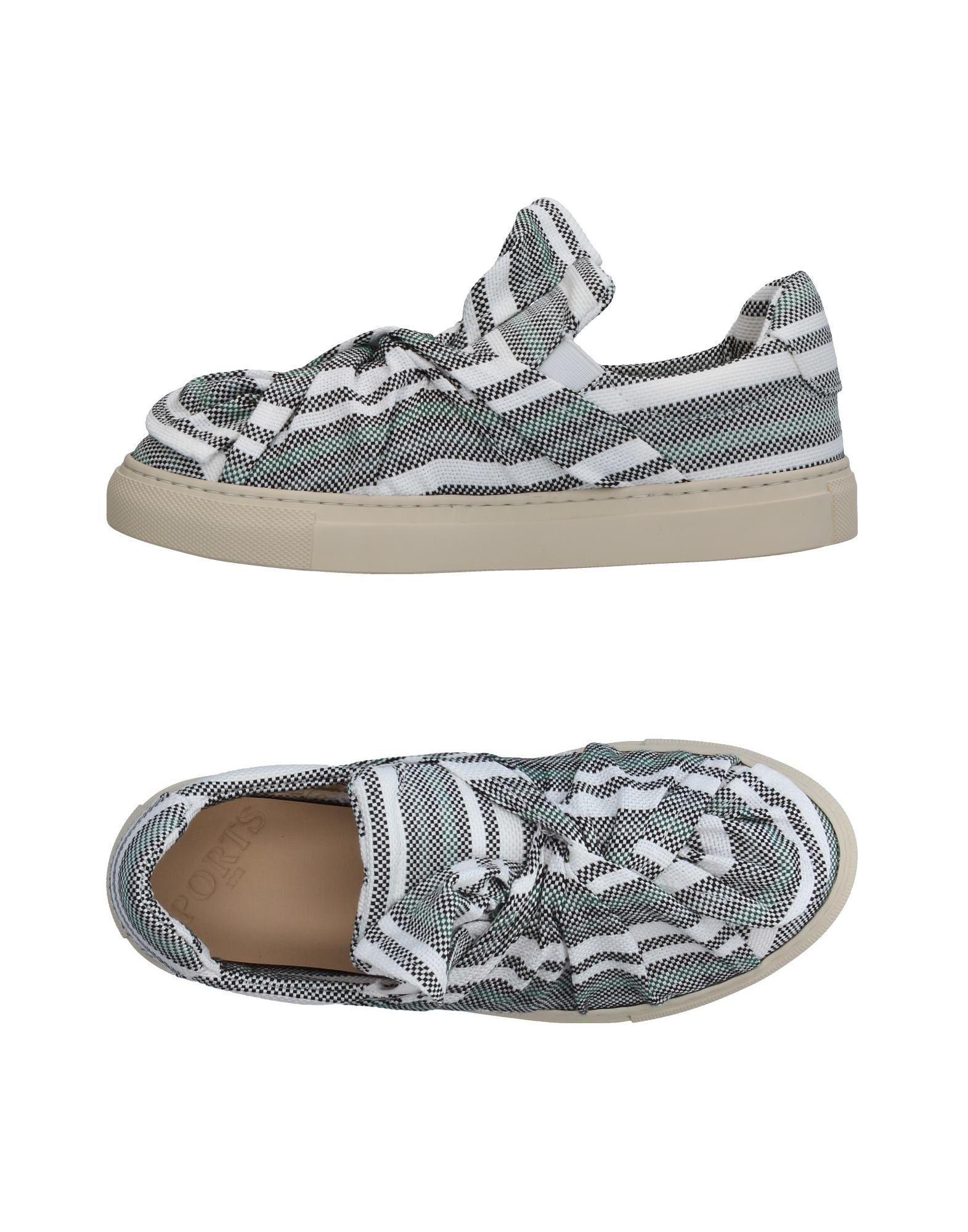 FOOTWEAR - Low-tops & sneakers Ports 1961 2018 Unisex Excellent jQ8uU34