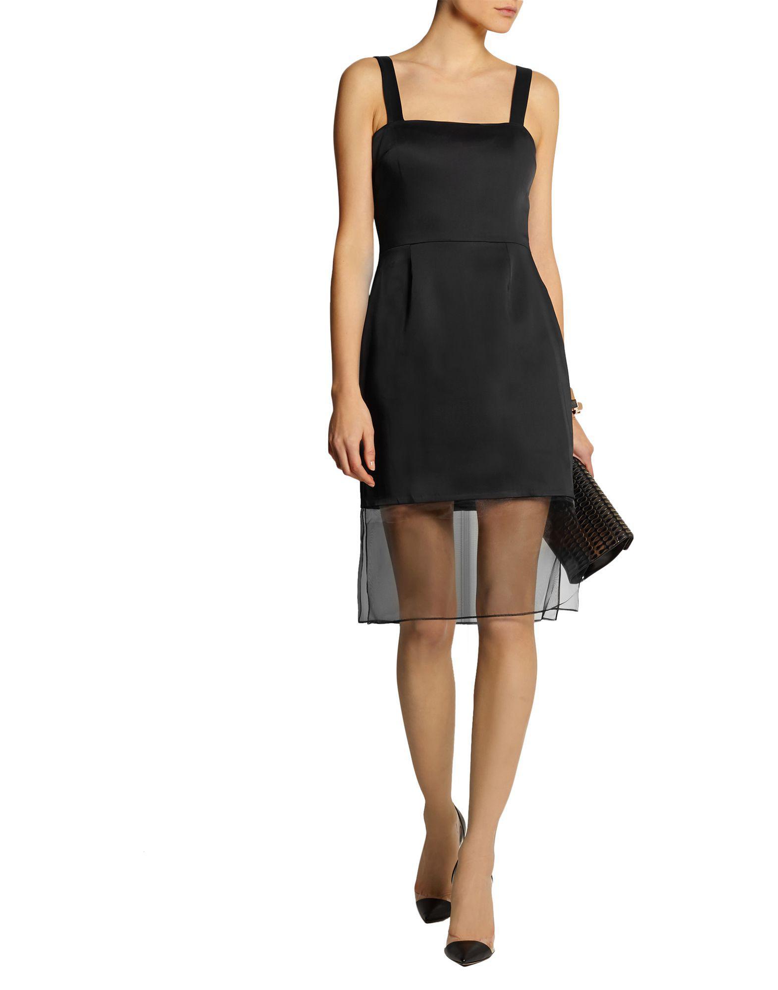 Black Grace Mmxiii In Knee Dress Length Lyst pZq0vYv