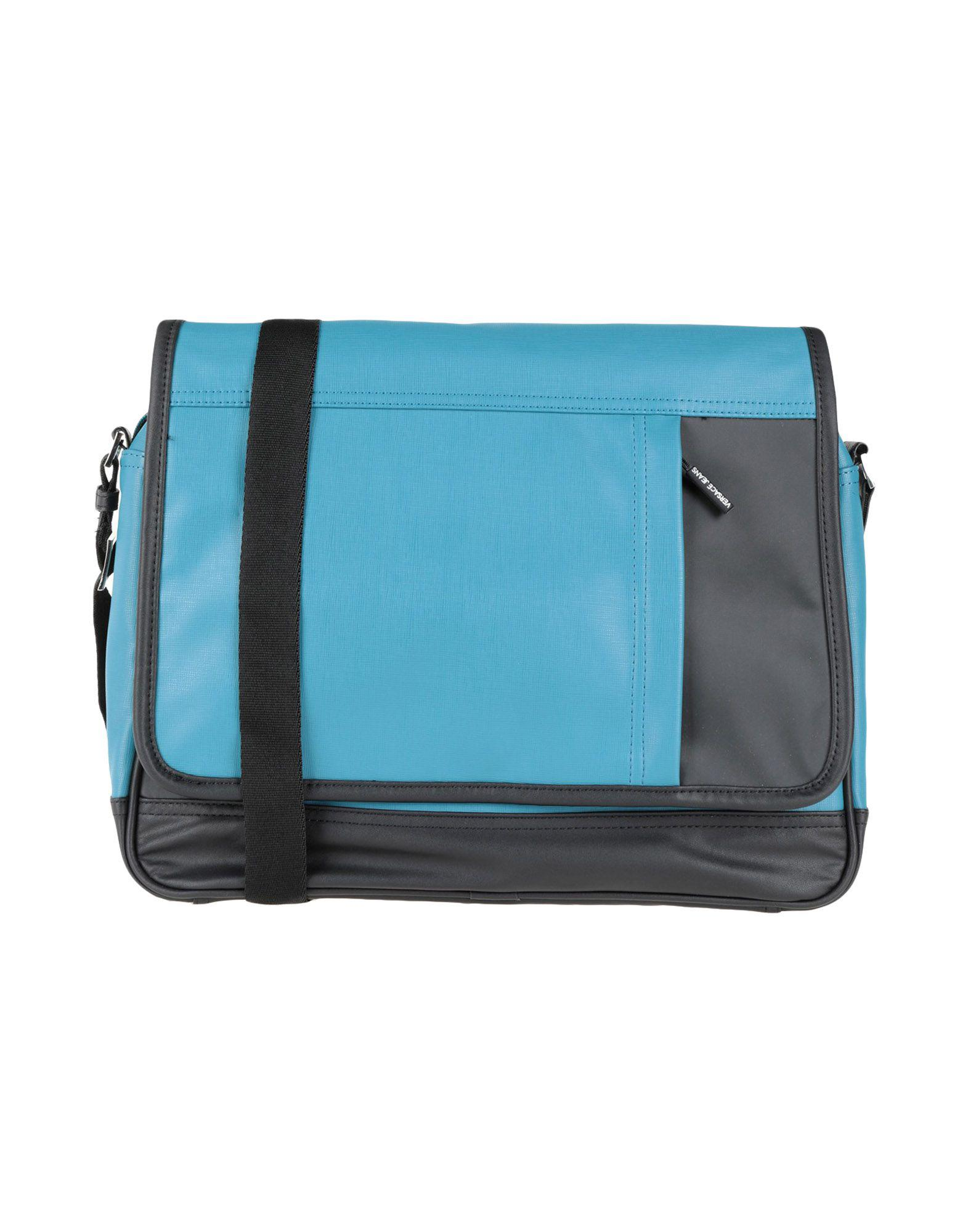 30d2107a2484 Versace Jeans - Blue Cross-body Bag for Men - Lyst. View fullscreen