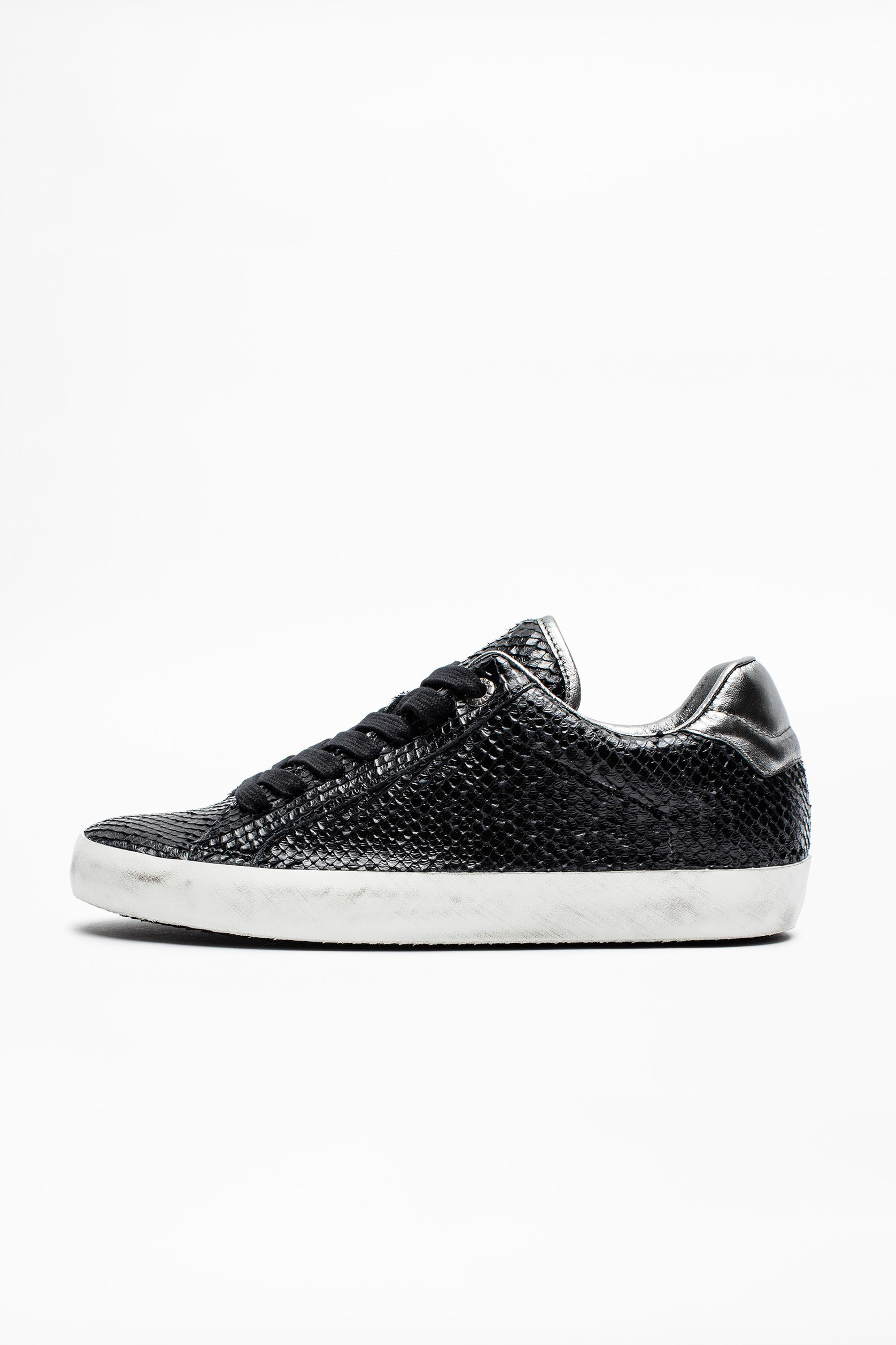 Zadig & Voltaire NEO KEITH - Trainers - blanc m33c2DC