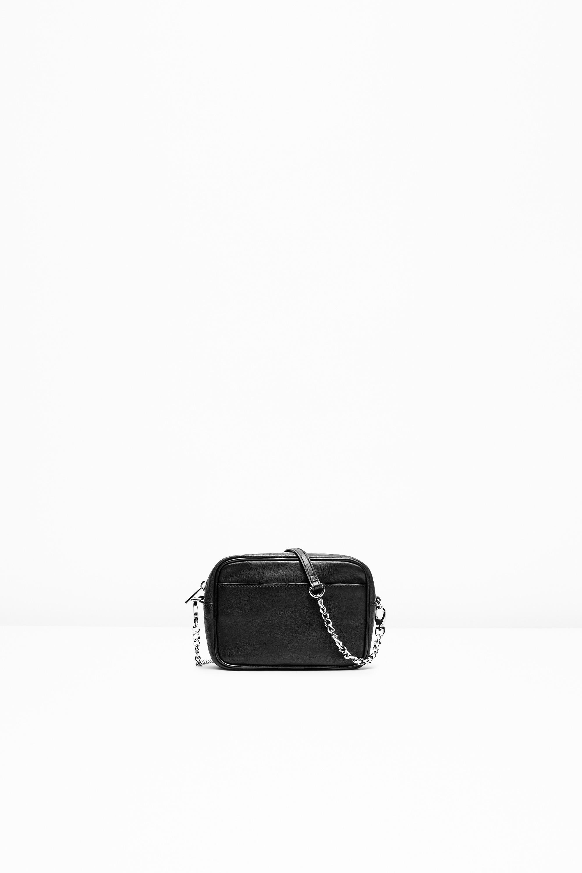Lyst - Zadig   Voltaire Xs Boxy Boho Bag in Black f3d687f8150f6