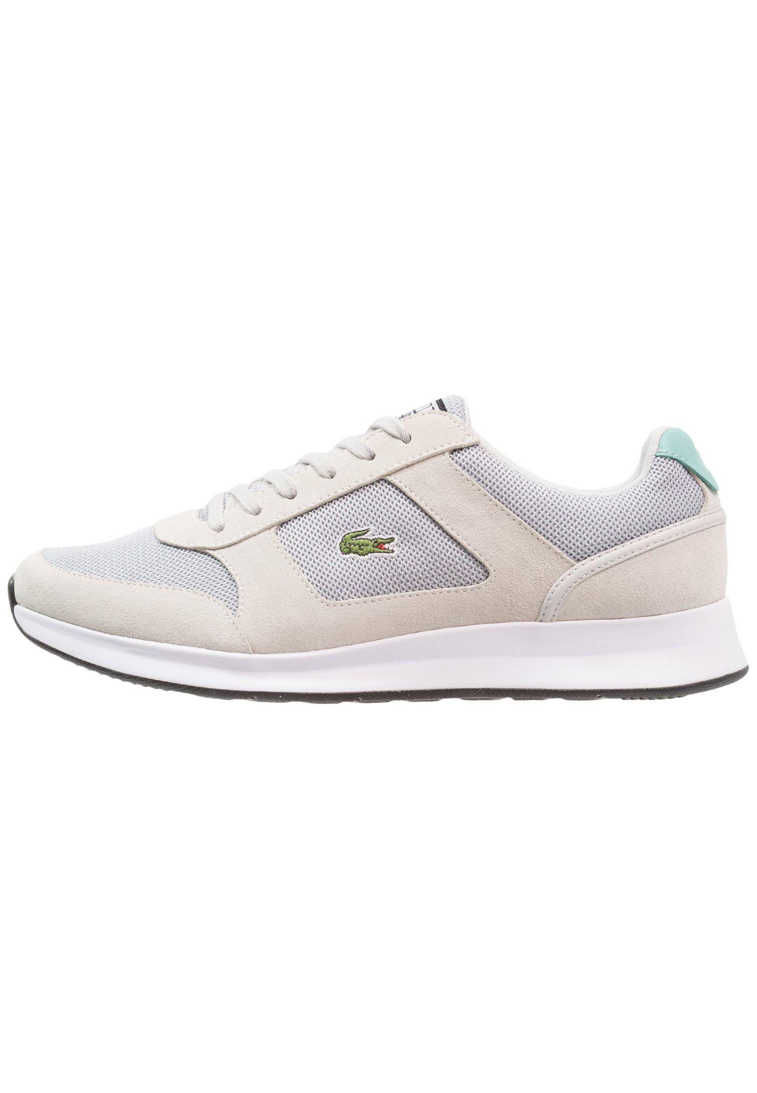 52a14396cdcf31 Lyst - Lacoste Joggeur Trainers in Grey for Men