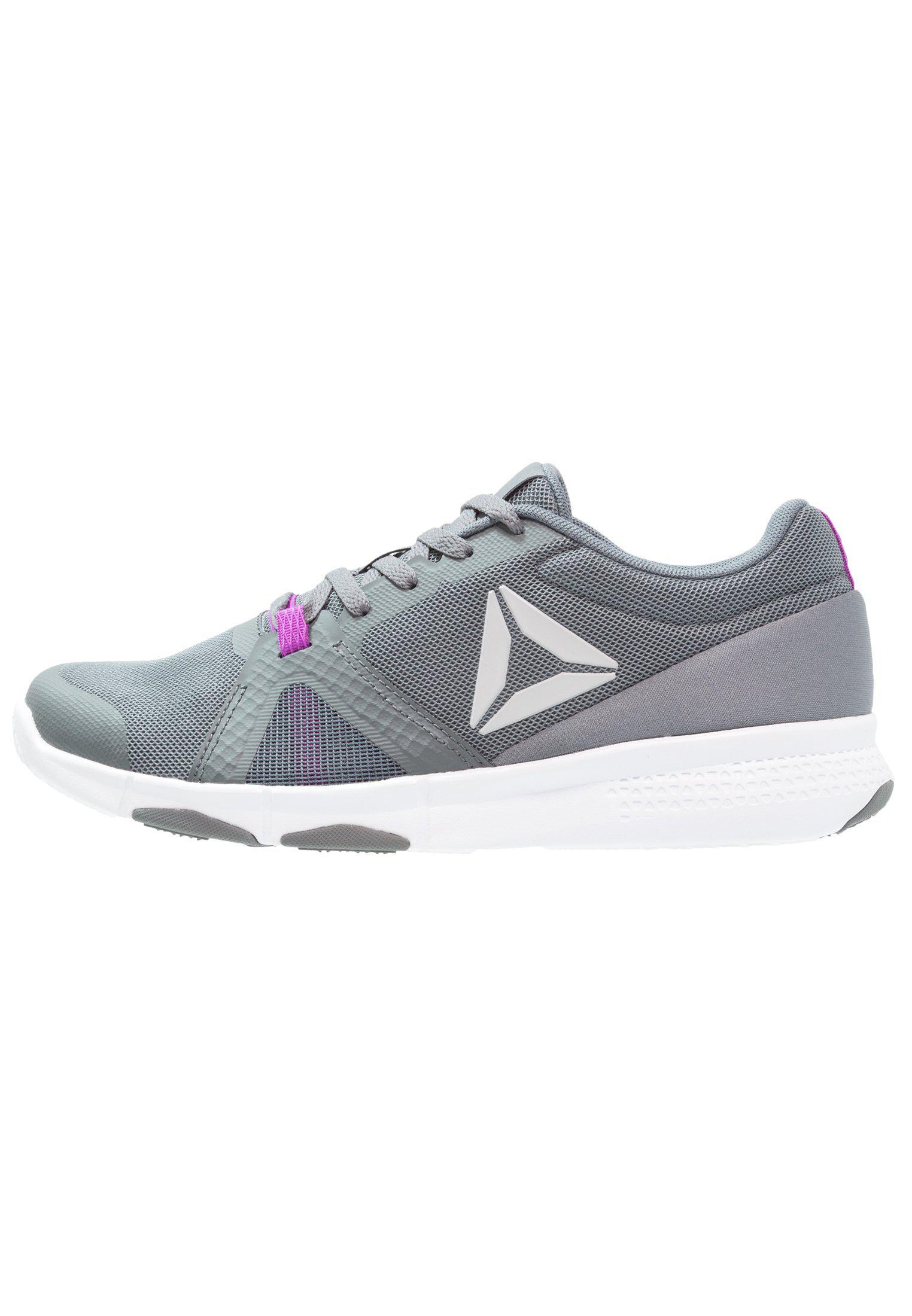 ec933919f1a1 Lyst - Reebok Trainflex Lite Sports Shoes in White