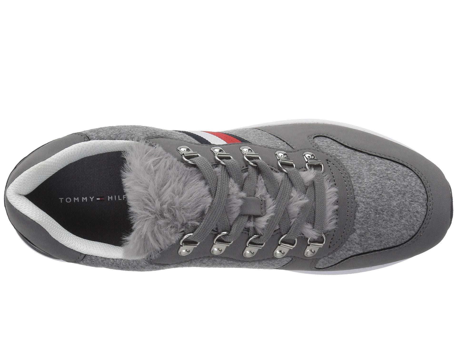 8711ed2c1829 Tommy Hilfiger - Gray Riplee (grey) Women s Shoes - Lyst. View fullscreen
