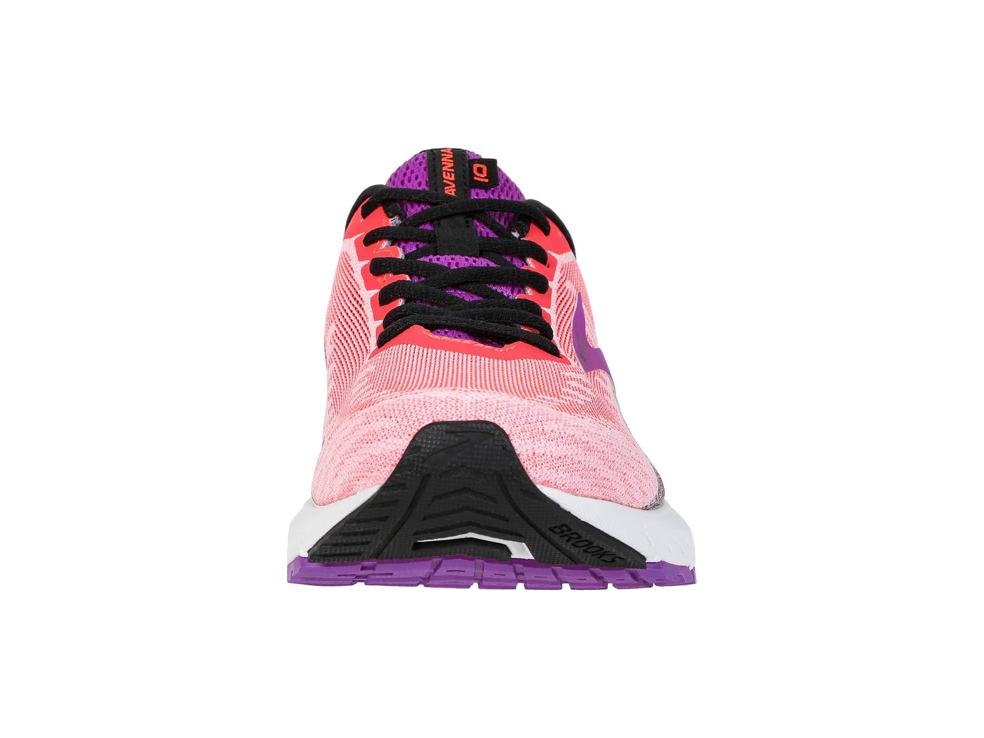 0ee36b9f031 Brooks - Multicolor Ravenna 10 (ebony black wild Aster) Women s Running  Shoes. View fullscreen