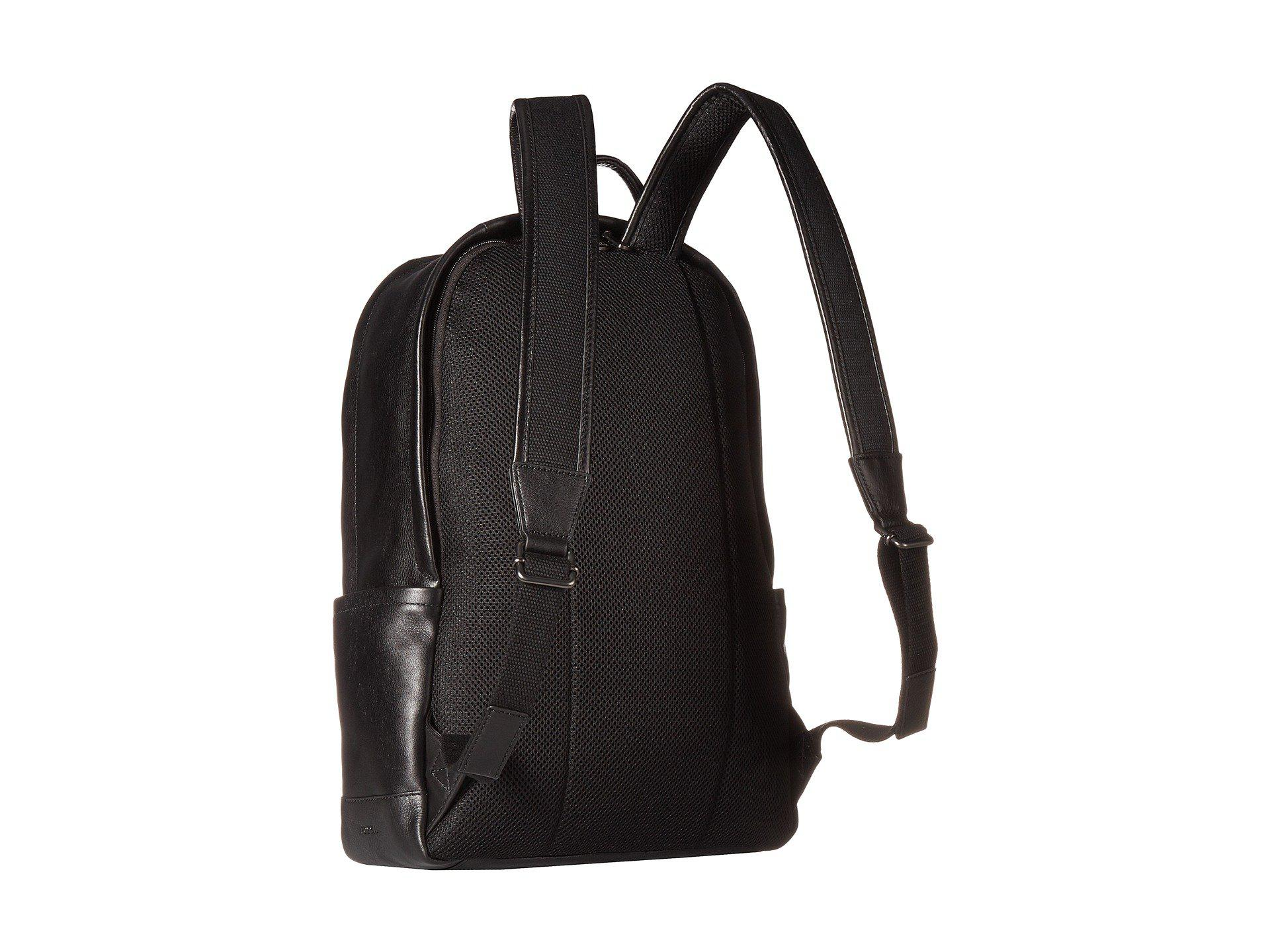 Lyst - Fossil Buckner Backpack in Black 8e05506484078