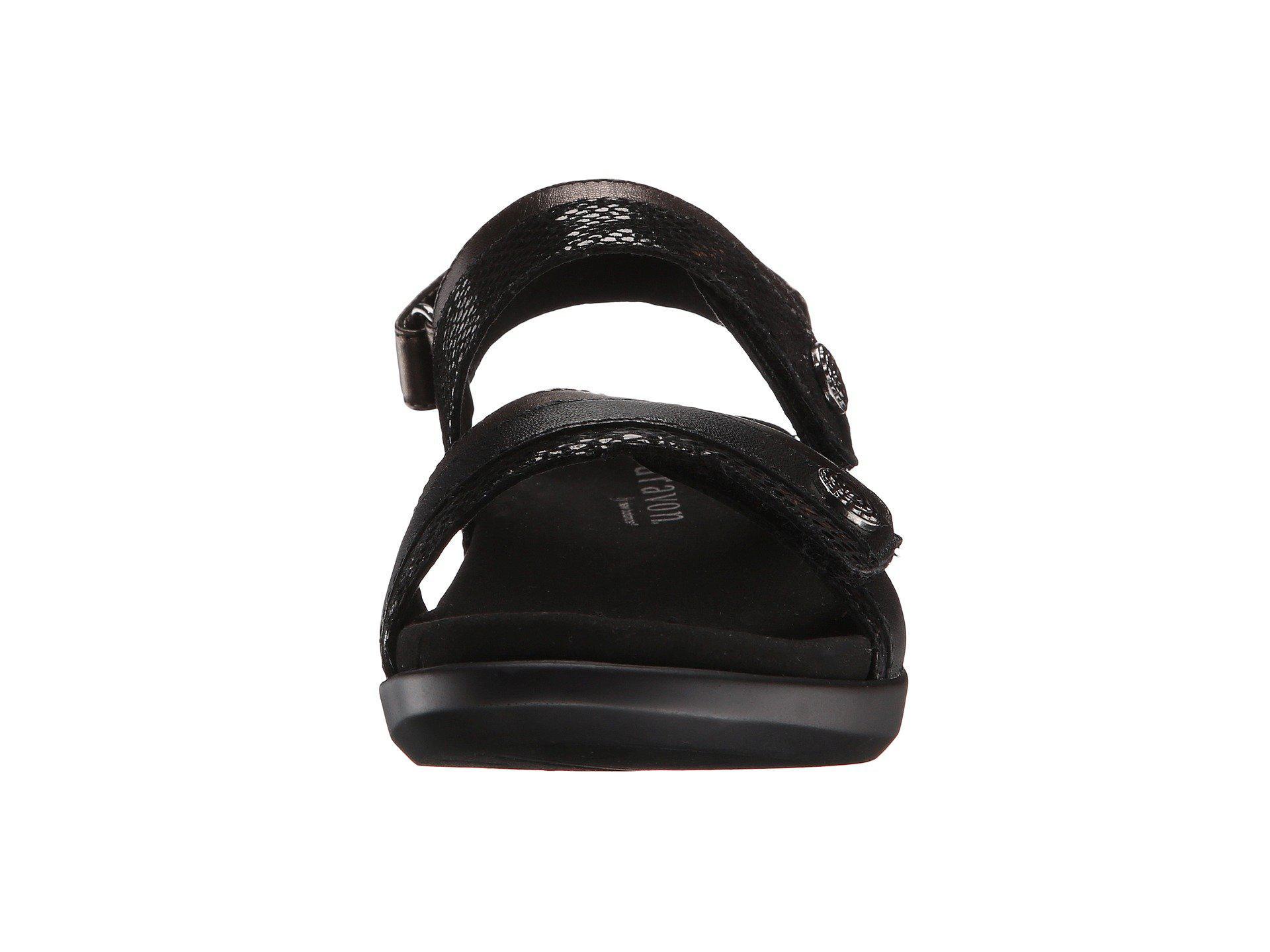 de04eceb90f Lyst - Aravon Katherine-ar (white Multi) Women's Sandals