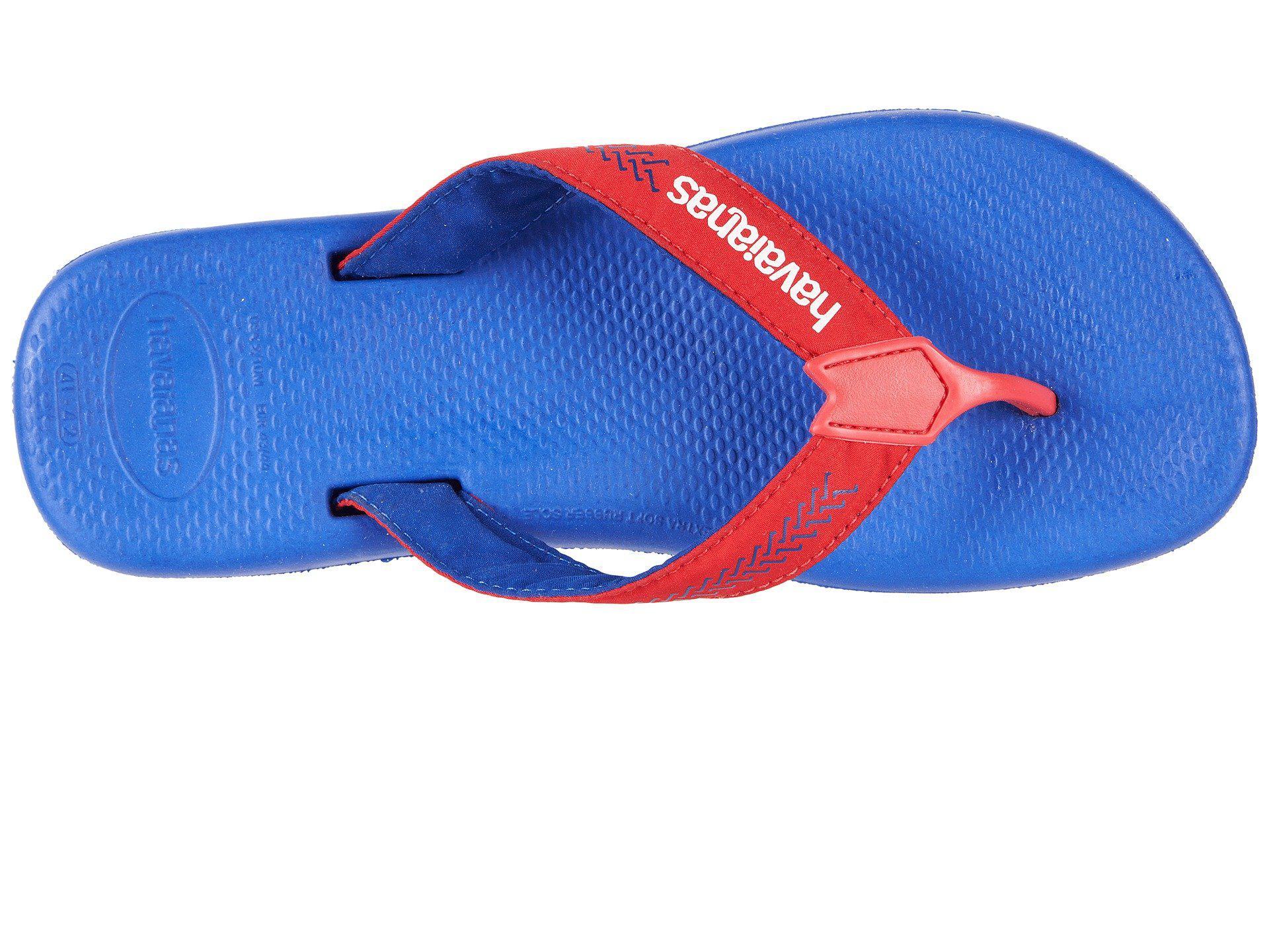 8ab6a4d01613f0 Lyst - Havaianas Surf Pro Flip Flops (steel Grey grey) Men s Sandals ...