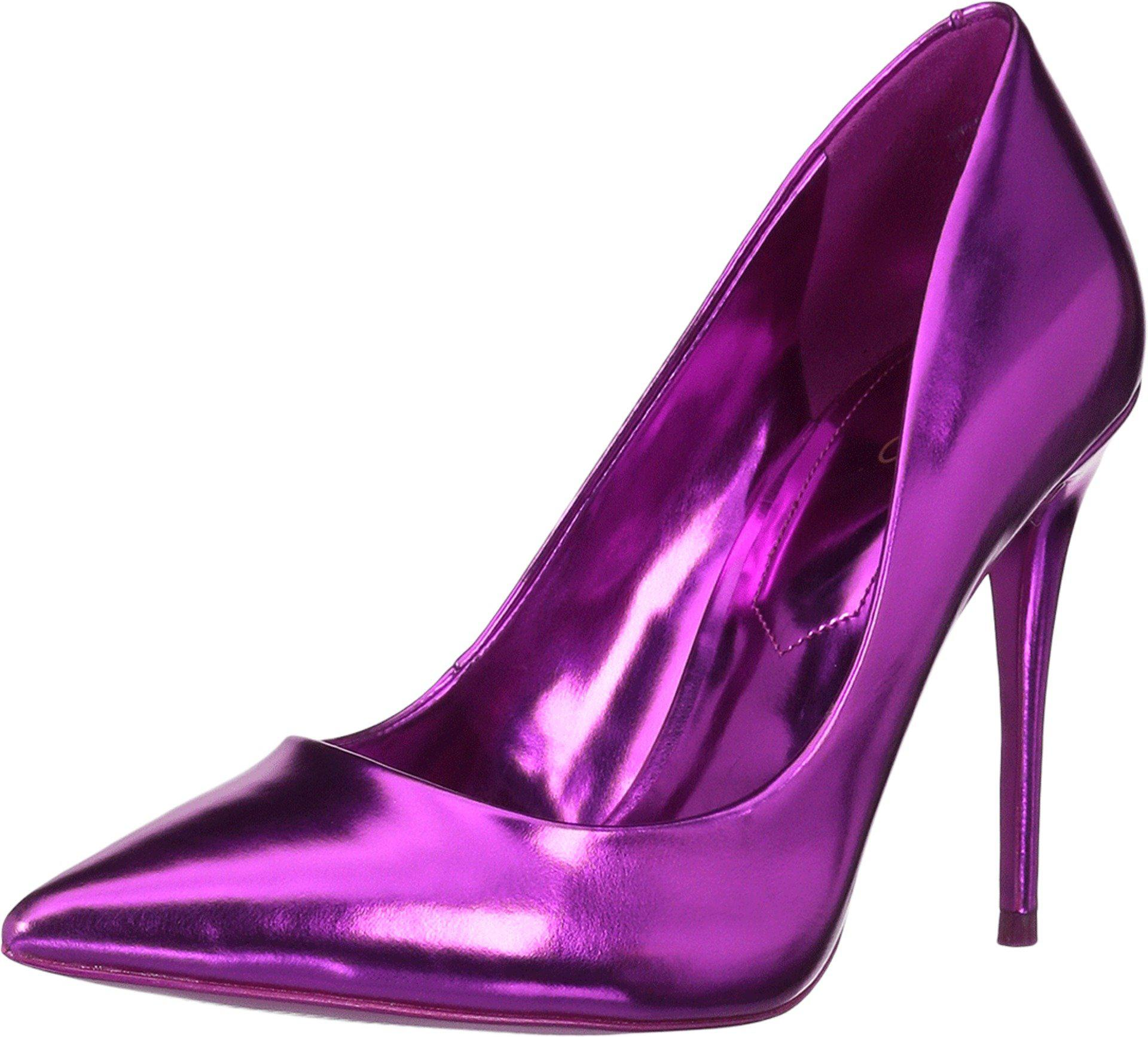 2186deb9d8a8 Lyst - ALDO Stessy Pump in Purple