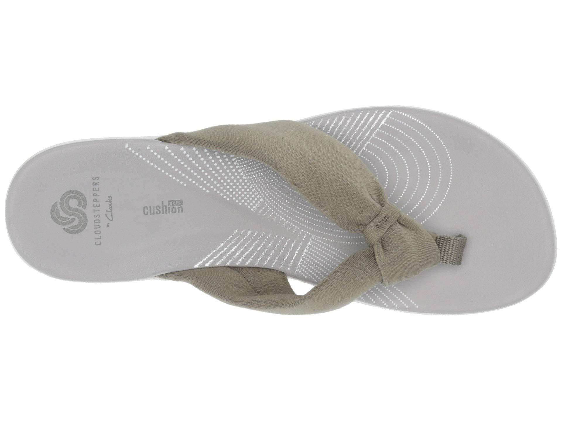 eff8e86209772f ... Arla Glison (red Printed Fabric) Women s Sandals - Lyst. View fullscreen