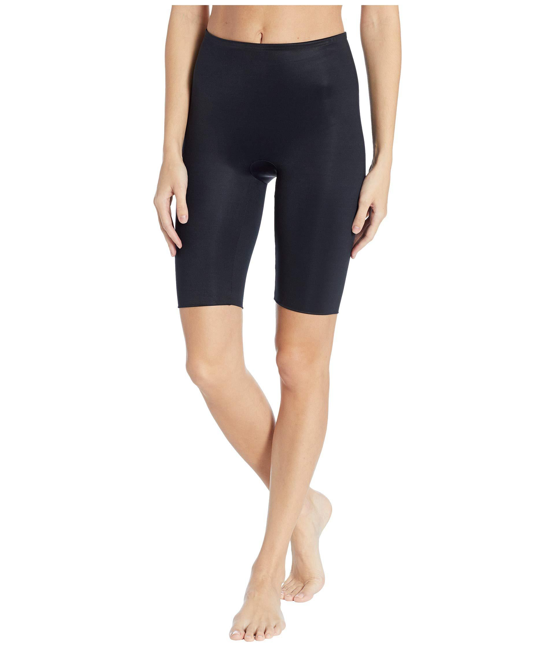 ba683ae5e37 Lyst - Spanx Power Conceal-her Extended Length Shorts (natural Glam ...