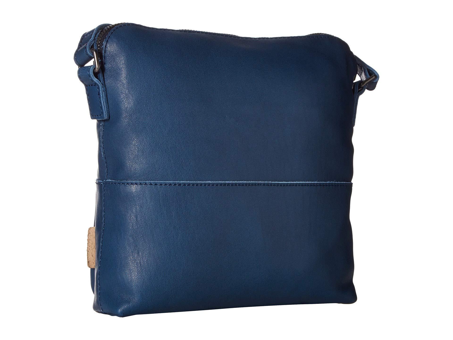 3ac0f3b94f79 Ecco - Casper Crossbody (retro Blue) Cross Body Handbags - Lyst. View  fullscreen