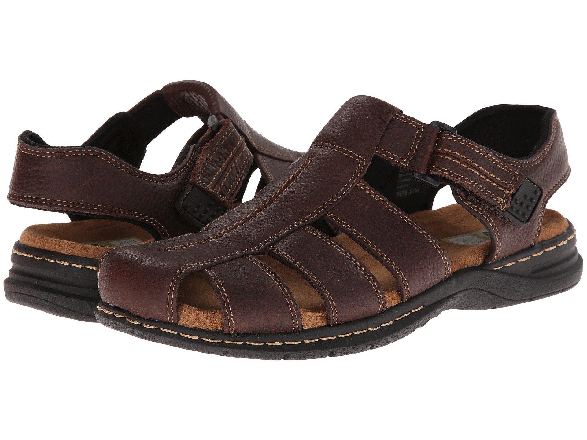 b6d939a44d82 Lyst - Dr. Scholls Gaston (briar Brown) Men s Sandals in Brown for ...