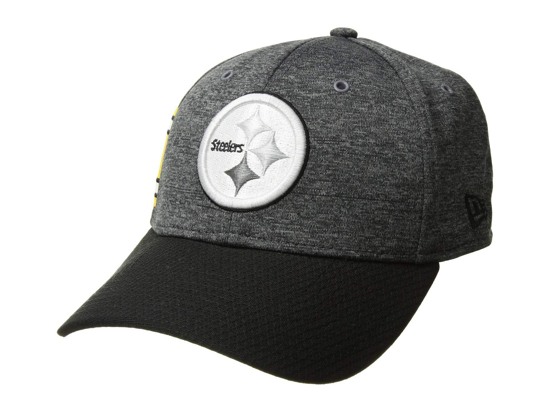 Lyst - Ktz Pittsburgh Steelers 3930 Home (dark Grey) Baseball Caps ... a1eecd5b2dd