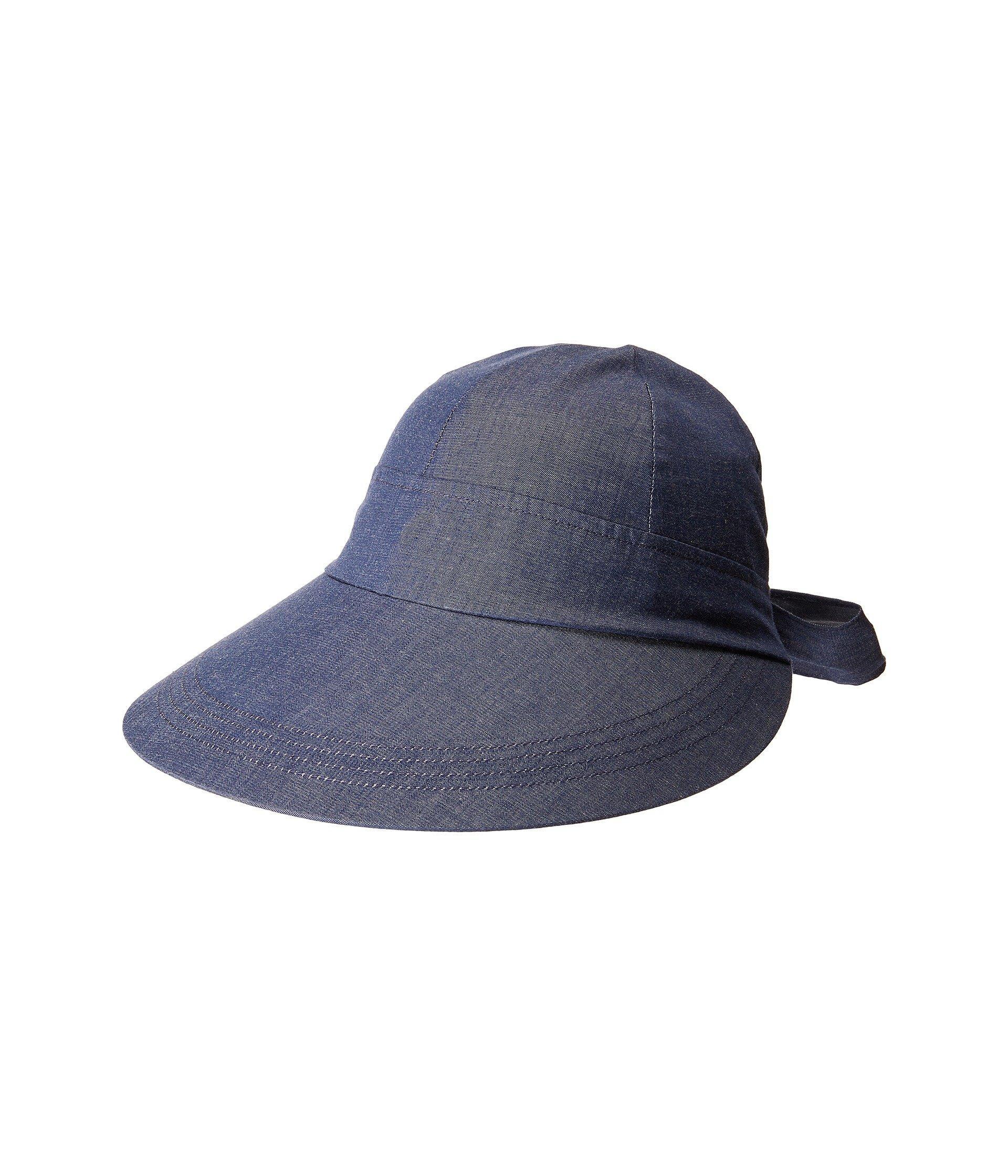 983a0482e43b36 Betmar Face Framer (black) Caps in Blue - Lyst