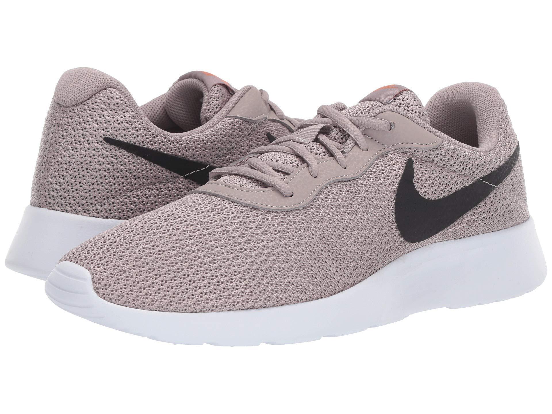 timeless design e9663 b0c9e Nike Tanjun (wolf Grey/white) Men's Running Shoes for Men - Lyst