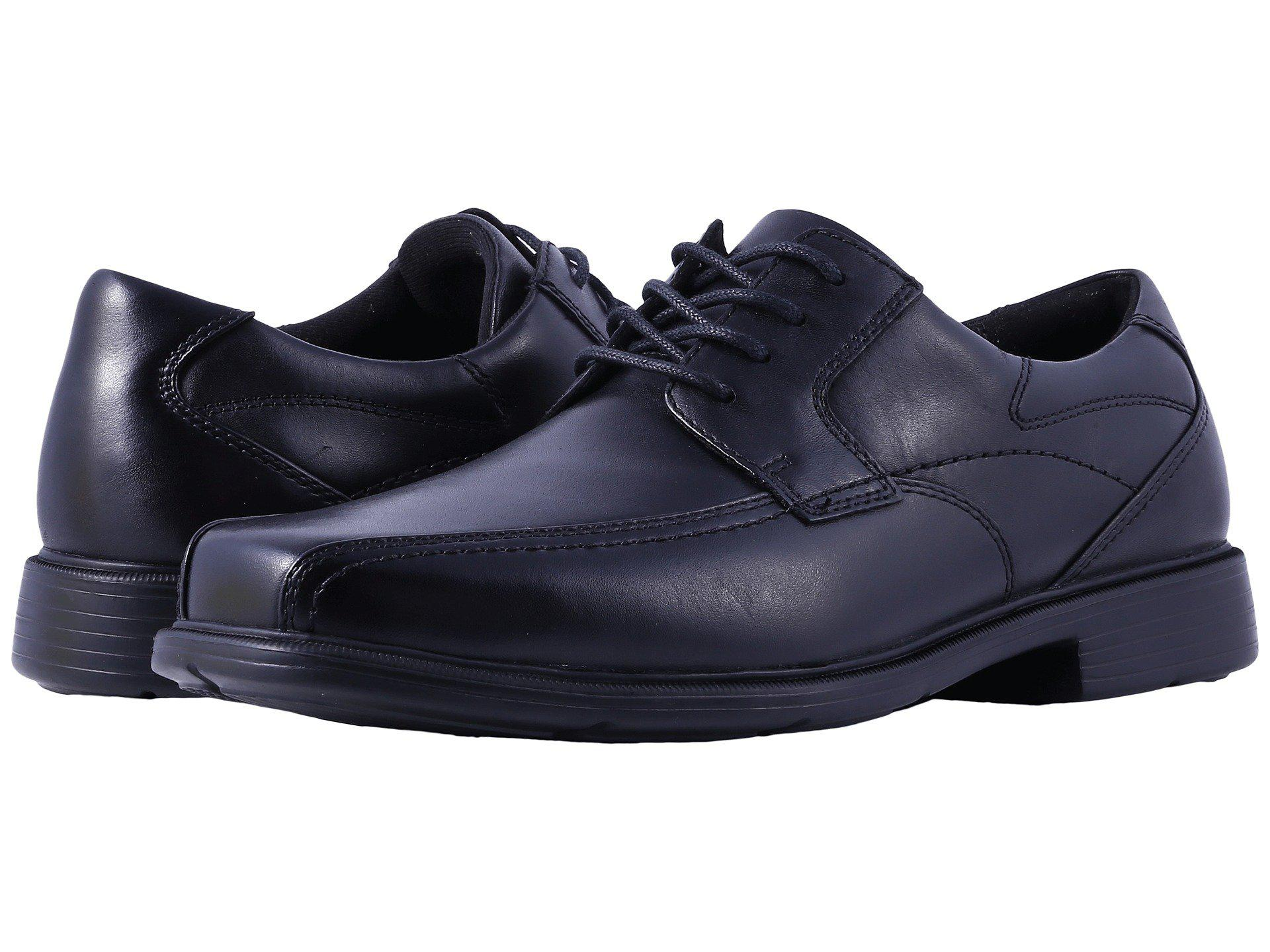 Black Dunham Mens Douglas Oxfords