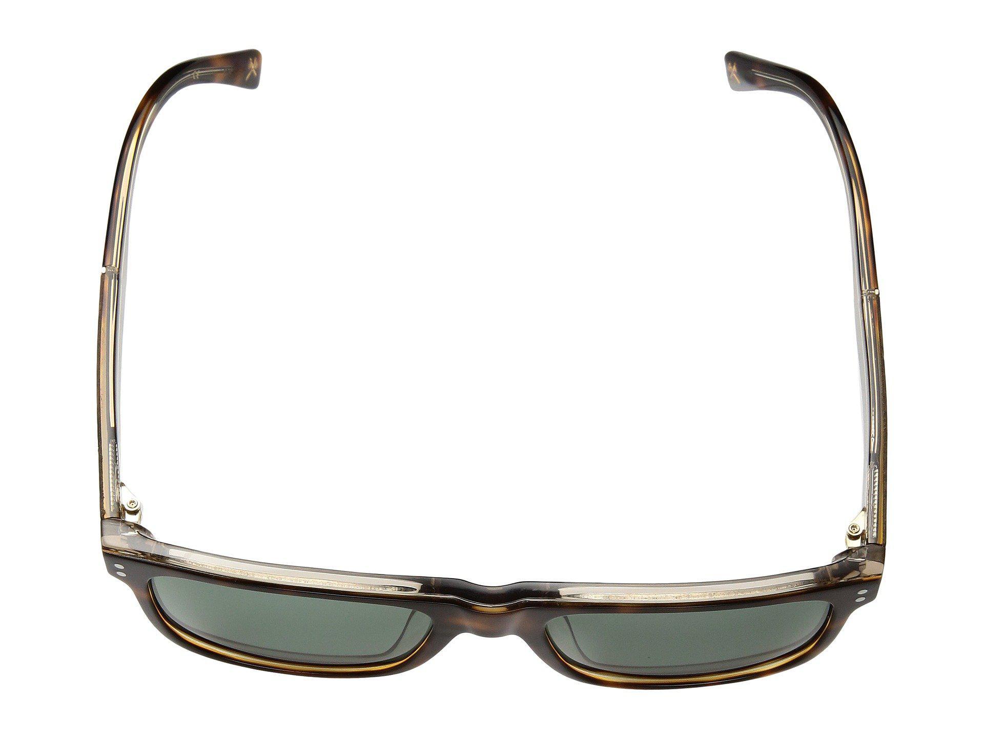 4506f27ab4a Lyst - Shwood Monroe (blue Opal elm Burl g15 Polarized) Athletic ...