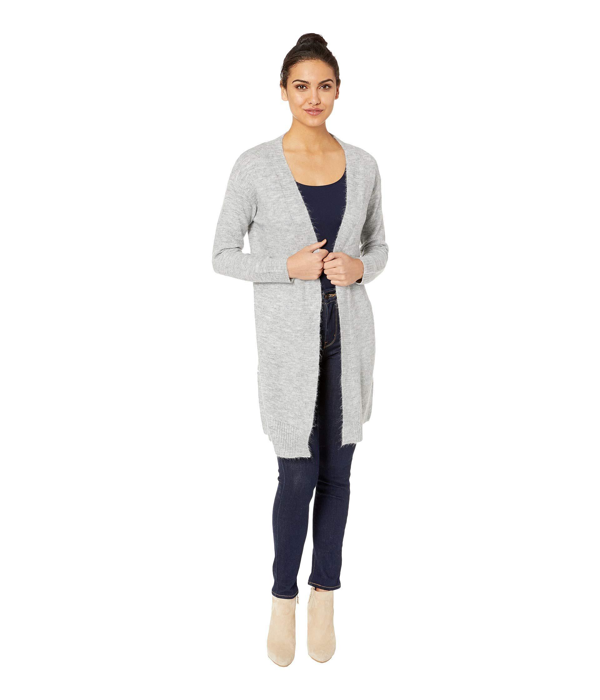 5862e012dd Lyst - Amuse Society Isn t That Rich Sweater (heather Grey) Women s ...