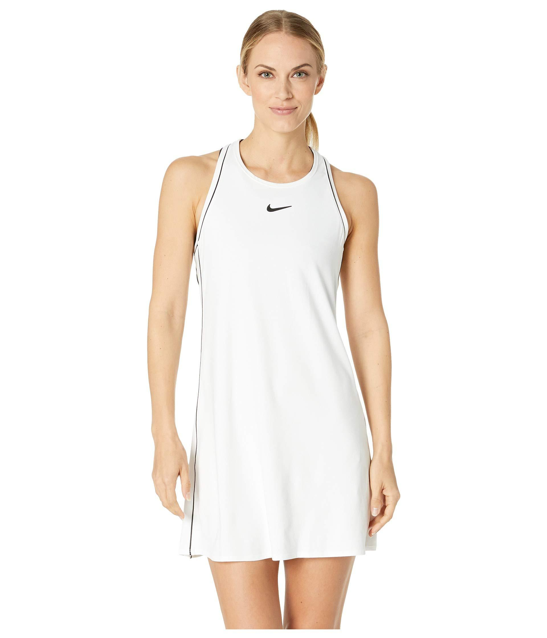 4b2208f68e21e Lyst - Nike Court Dry Dress (indigo Force/white/white/indigo Force ...