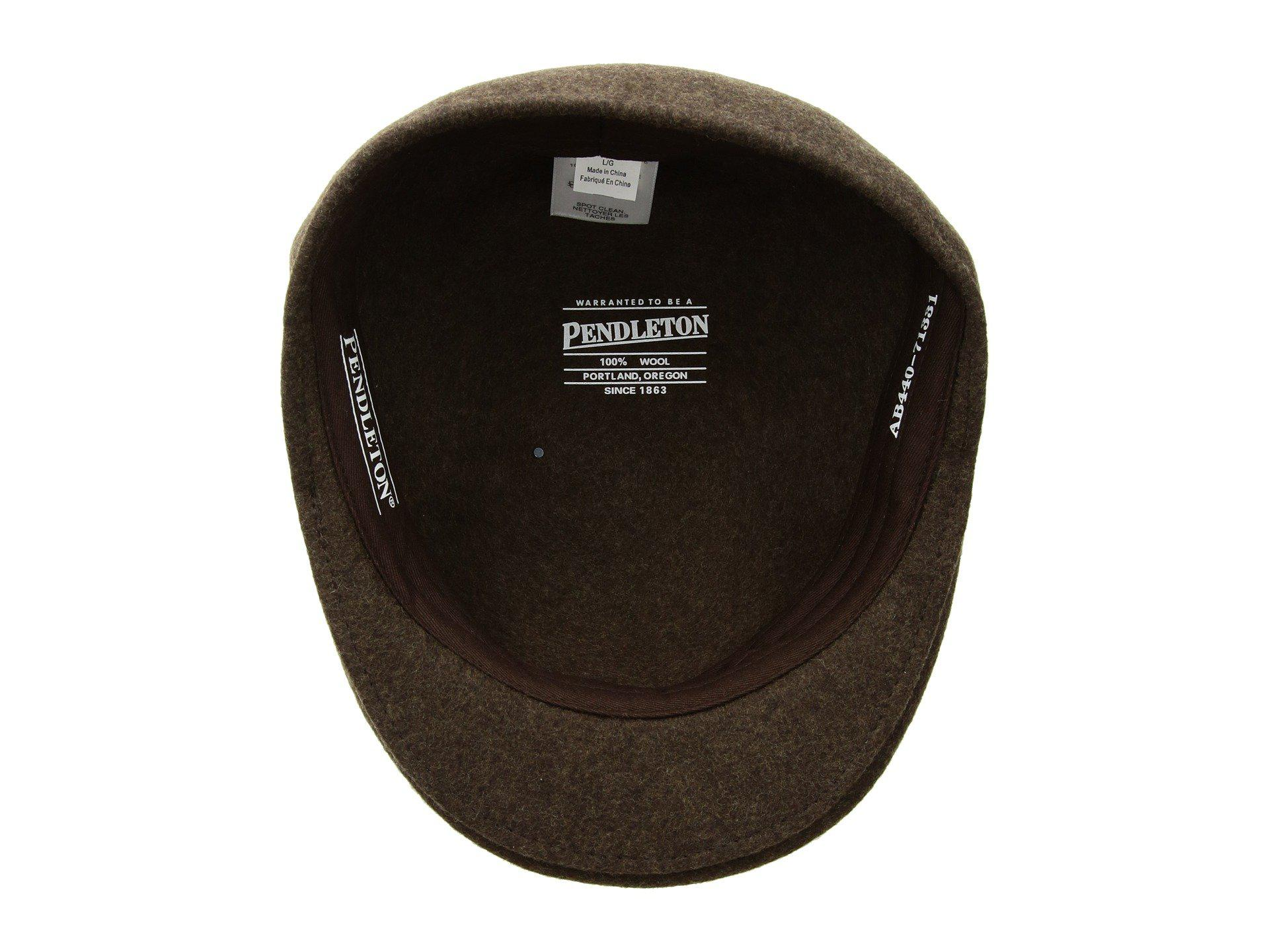 92cfceb0eee Pendleton - Multicolor Cuffley (olive Mix) Caps for Men - Lyst. View  fullscreen