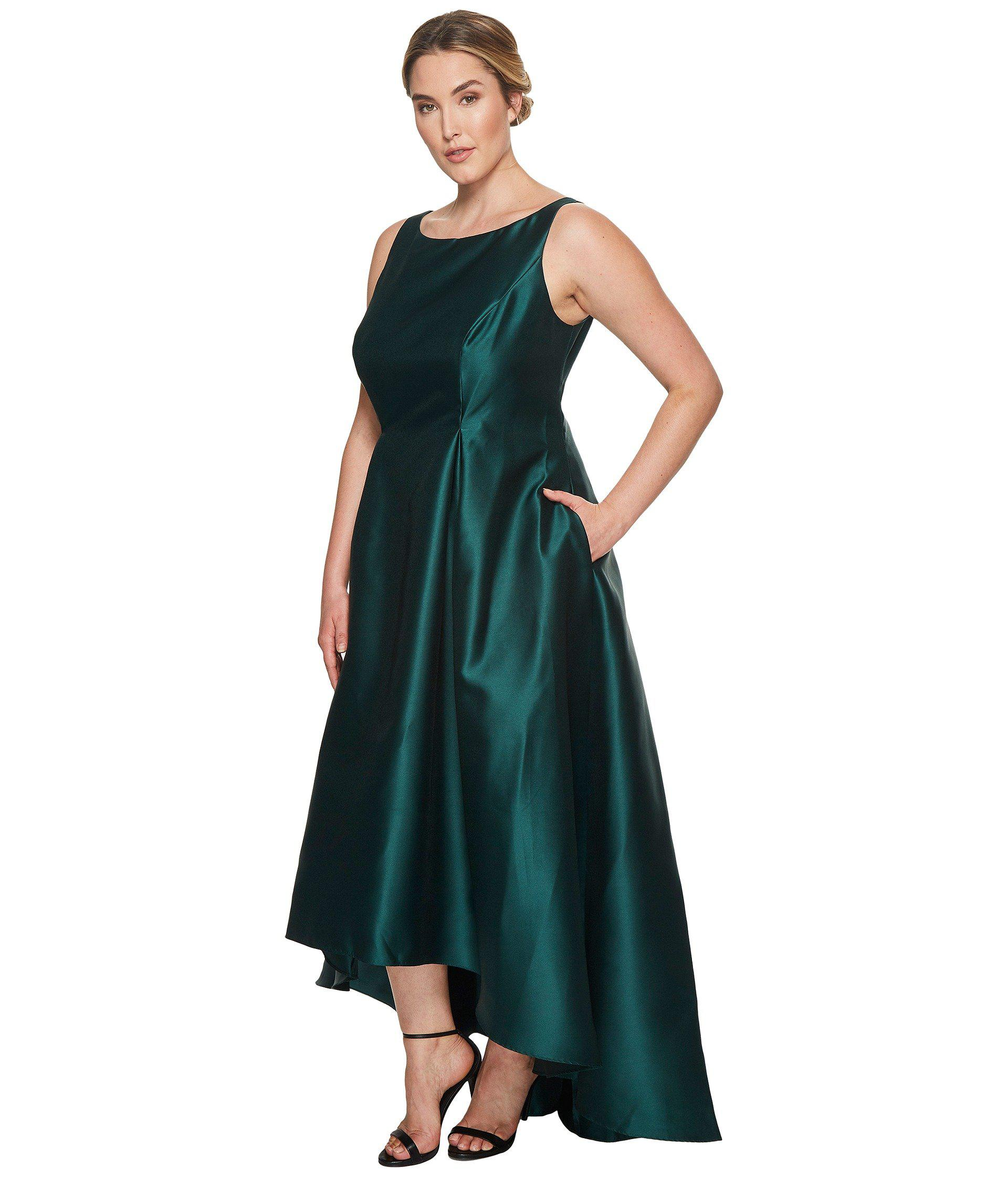 Old Fashioned Adrianna Papell Iridescent Chiffon Petal Gown Gallery ...