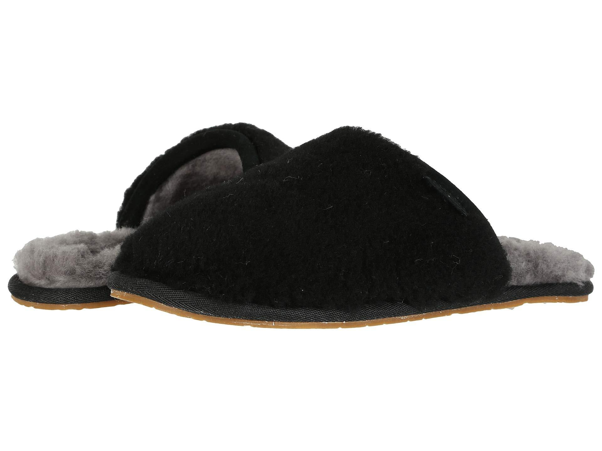 81f8baded53 Lyst - UGG Fluffette (black) Women's Slippers in Black