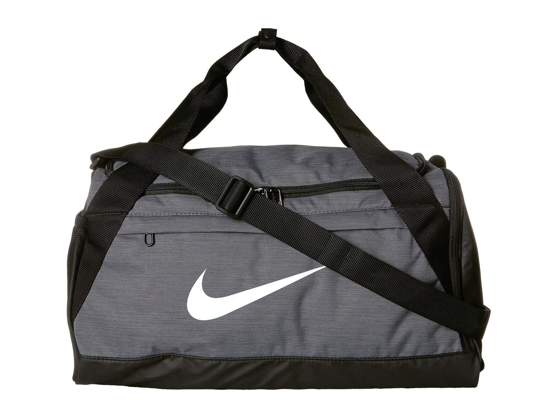 2dc806ba70 Lyst - Nike Brasilia Small Training Duffel Bag (green Abyss black ...
