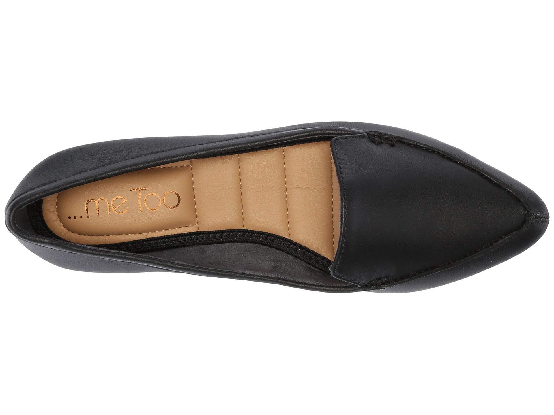 c89fc40769b Me Too - Black Audra (tan Large Print Jaguar) Women s Shoes - Lyst. View  fullscreen