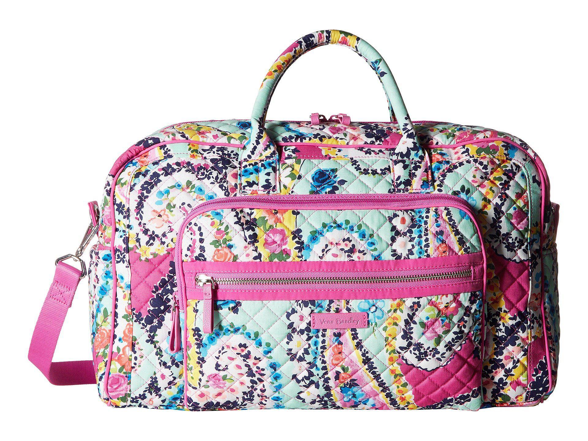 acce4130218e Vera Bradley Overnight Travel Bag