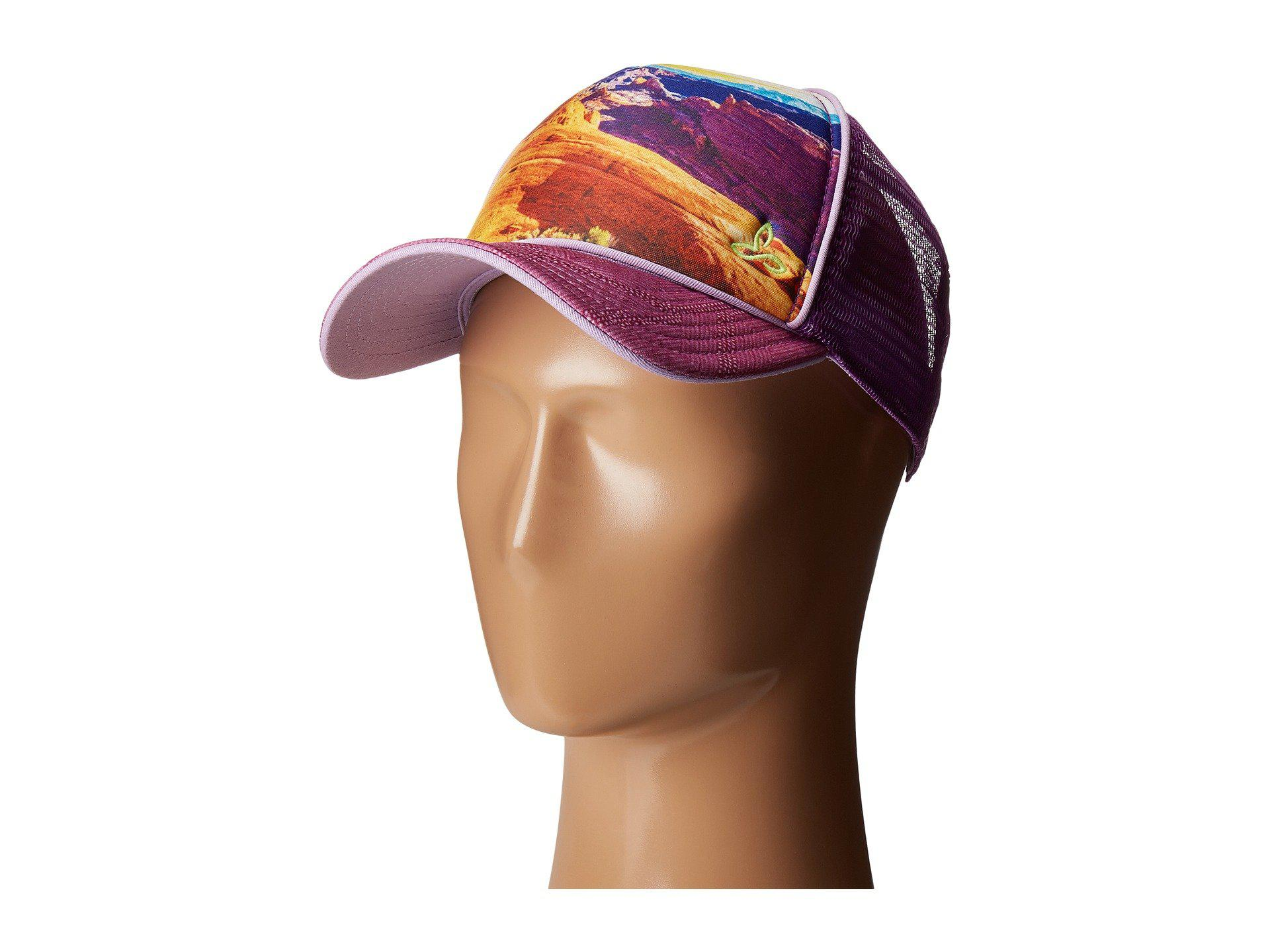 e291a1cf1d31fa Prana Rio Ball Cap (wild Orchid) Caps in Purple - Lyst