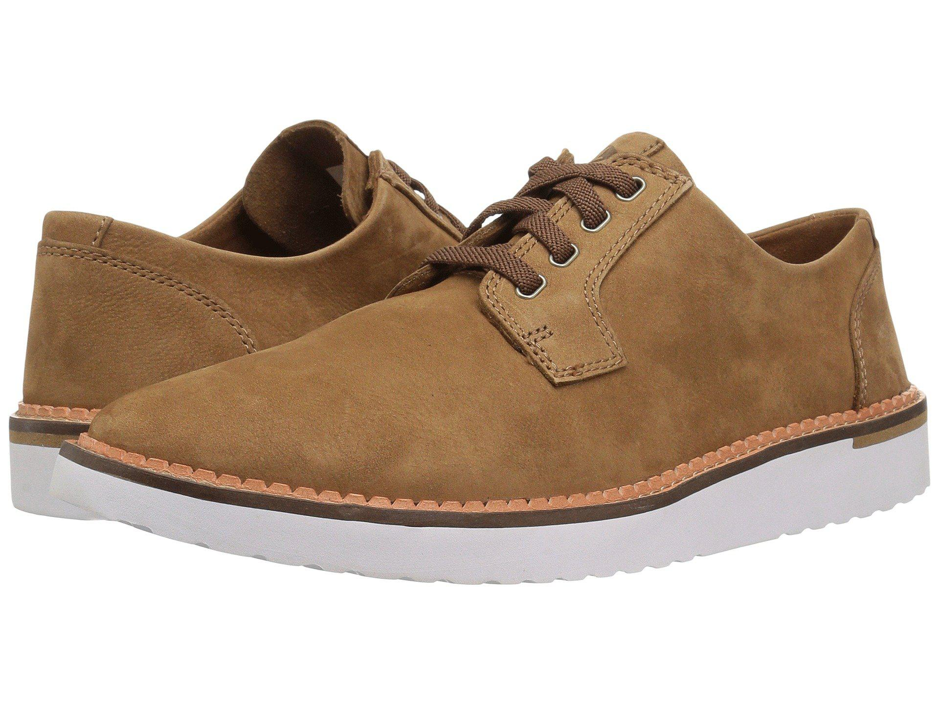 Sperry Top-Sider. Men's Brown Camden Oxford Nubuck