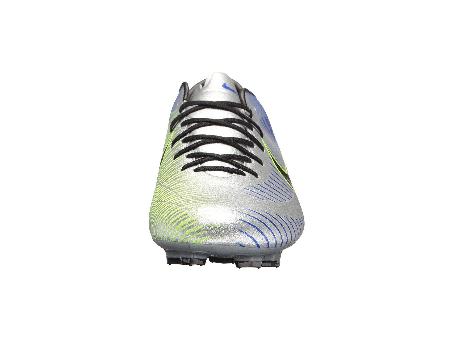 f6e7ccfe7c34 Nike | Blue Mercurial Victory Vi Njr Fg for Men | Lyst. View Fullscreen
