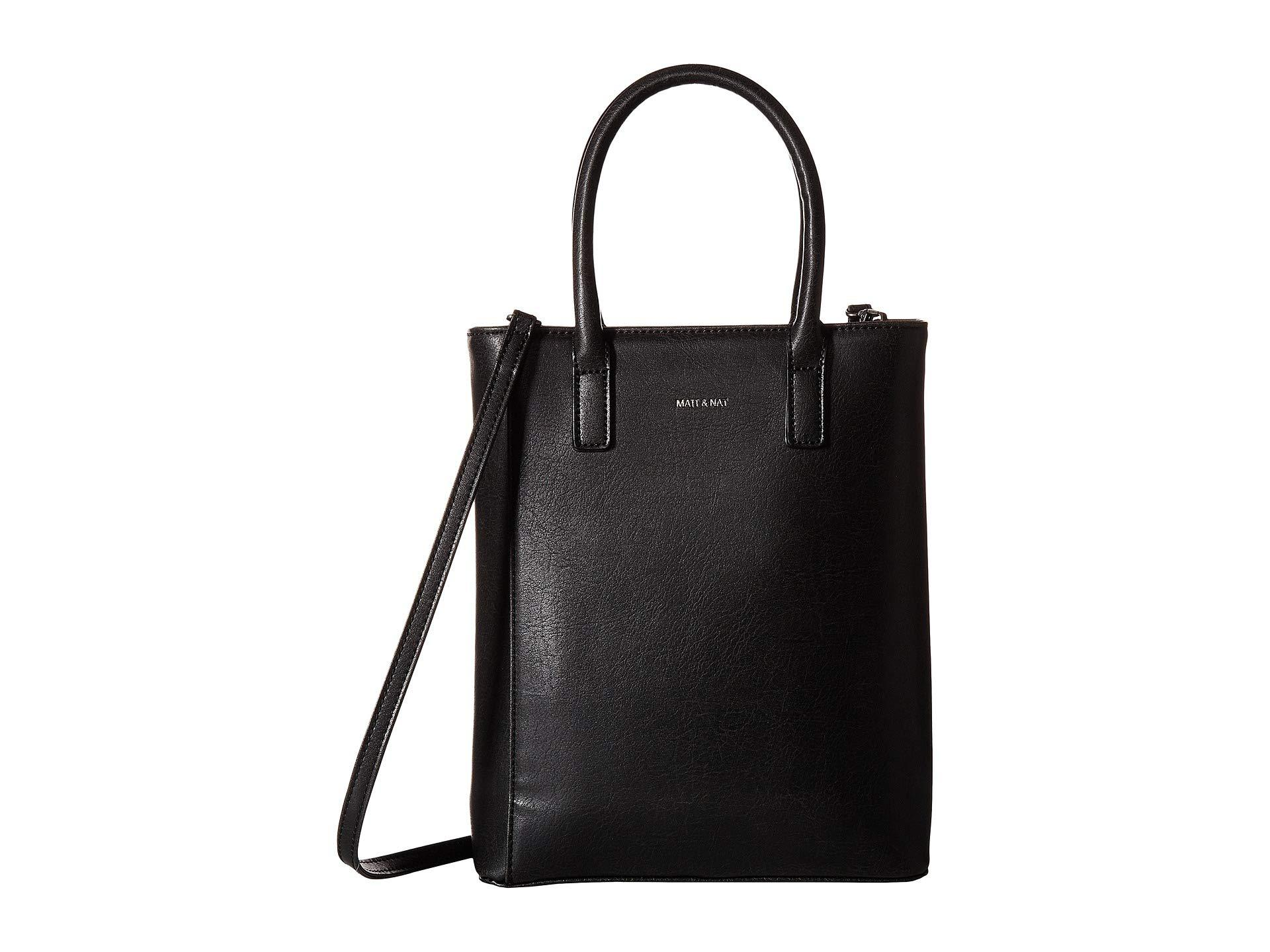 096b0866b19 Lyst - Matt & Nat Pinot (frappe) Bags in Black