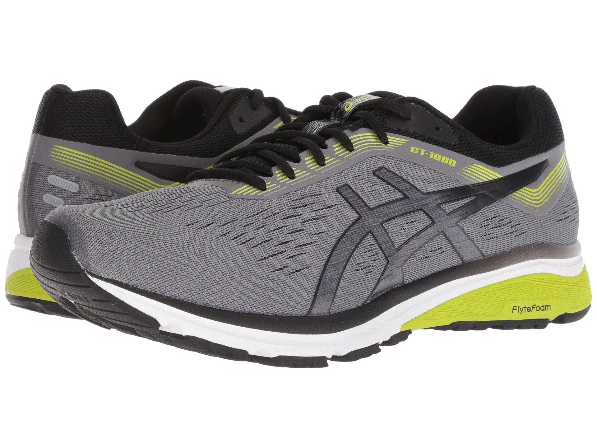 470643fc231 Asics - Black Gt-1000 7 (stone Grey) Men s Running Shoes for Men. View  fullscreen