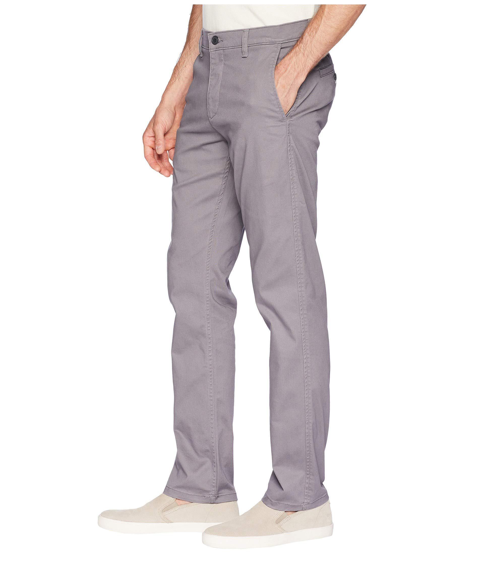 9b3d14f75a1ec8 Lyst - Dockers Straight Fit Signature Khaki Lux Cotton Stretch Pants D2 -  Creaseless (new British Khaki) Men s Casual Pants in Natural for Men