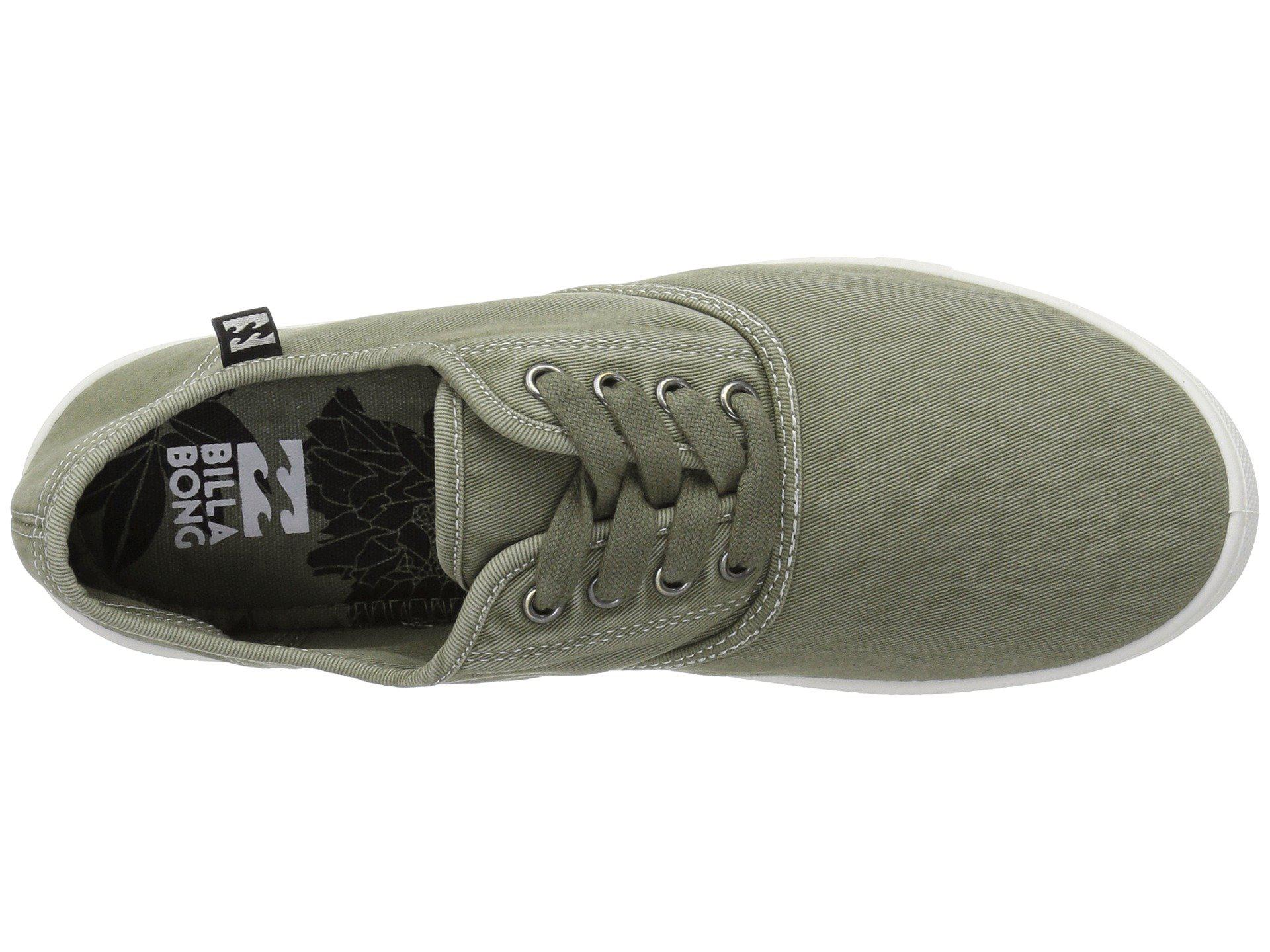 749ae69615f8 Lyst - Billabong Addy (seagrass 1) Women s Lace Up Casual Shoes