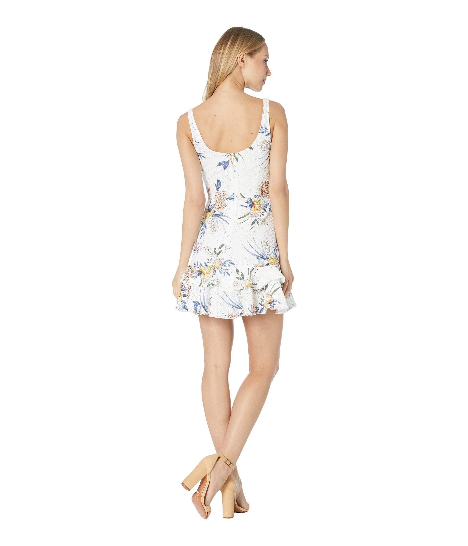 21664af9c44 BB Dakota - Turn Up The Heat Dress (optic White) Women s Dress - Lyst. View  fullscreen