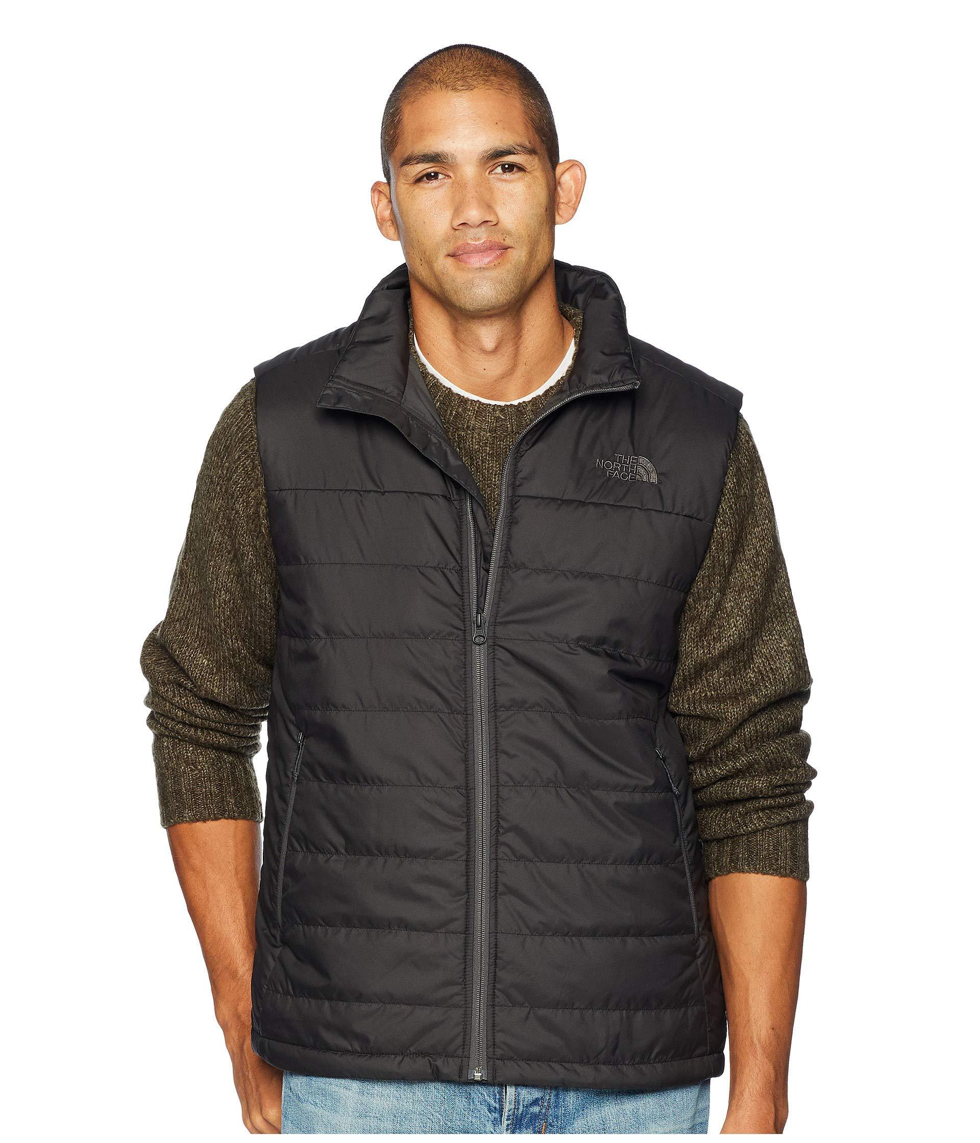Lyst - The North Face Bombay Vest (tnf Black) Men s Vest in Black ... 0edbd9e29