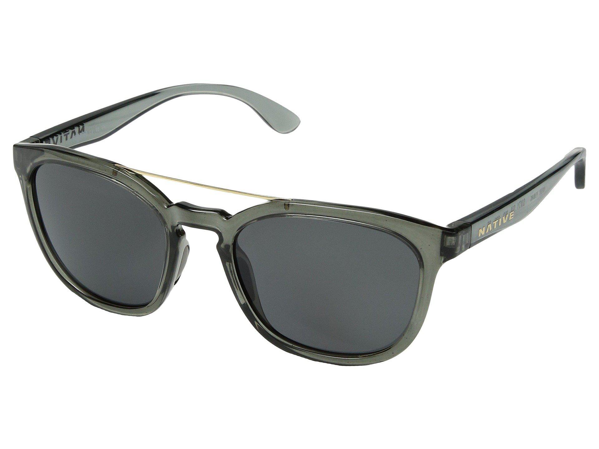 409d610042 Lyst - Native Eyewear Sixty-six (gloss Black bronze Reflex Polarized ...