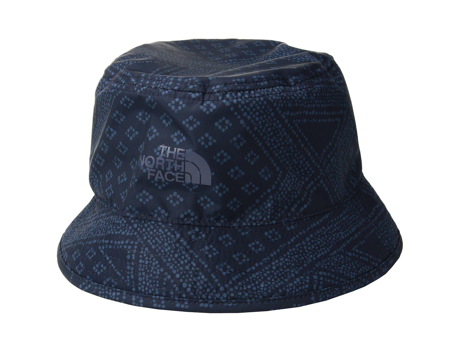 b26c4aaa17062 Lyst - The North Face Sun Stash Hat (grape Leaf) Caps in Blue
