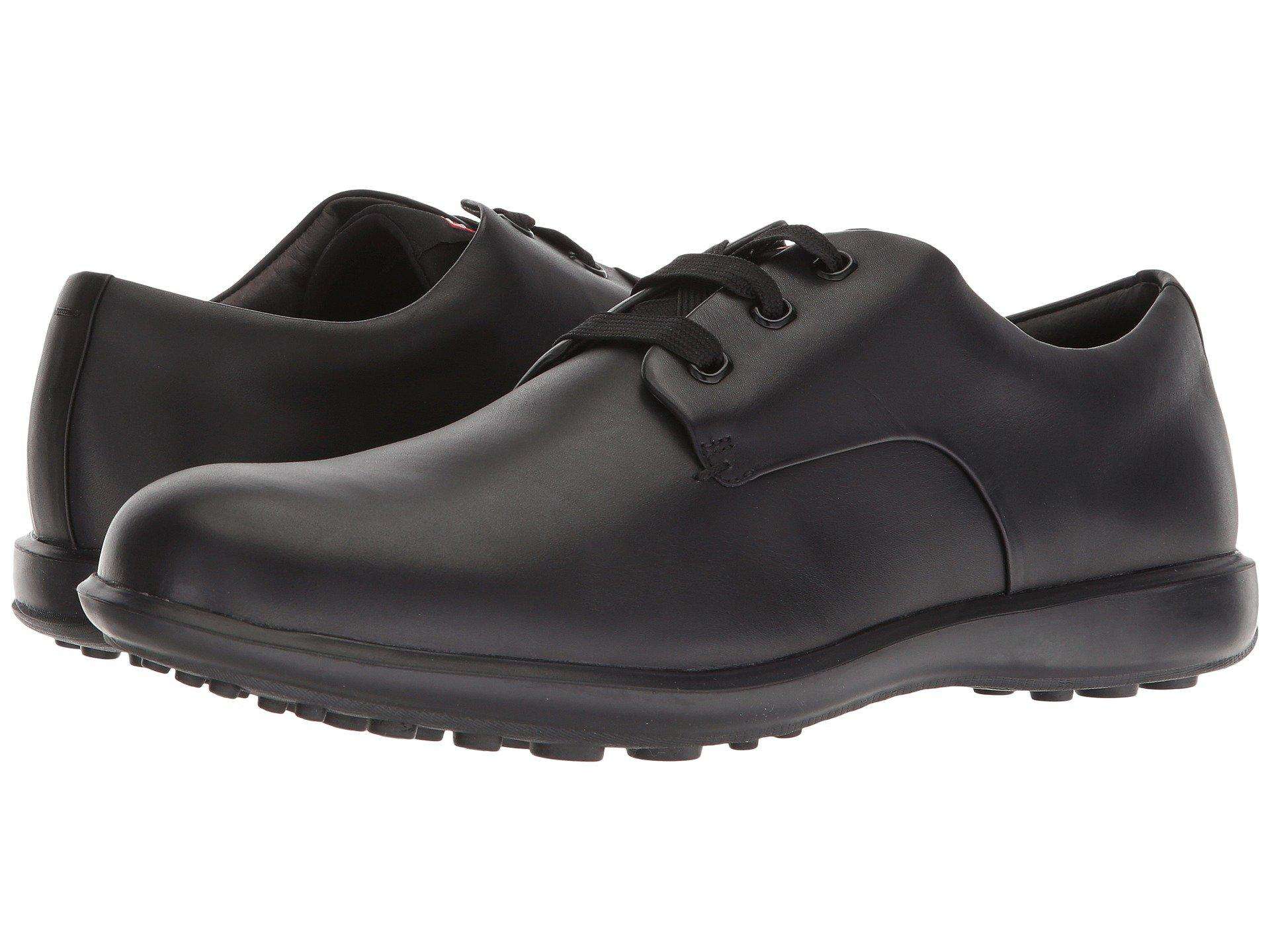 CAMPER Mateo Leather Flatform Oxford mcbSZfdB