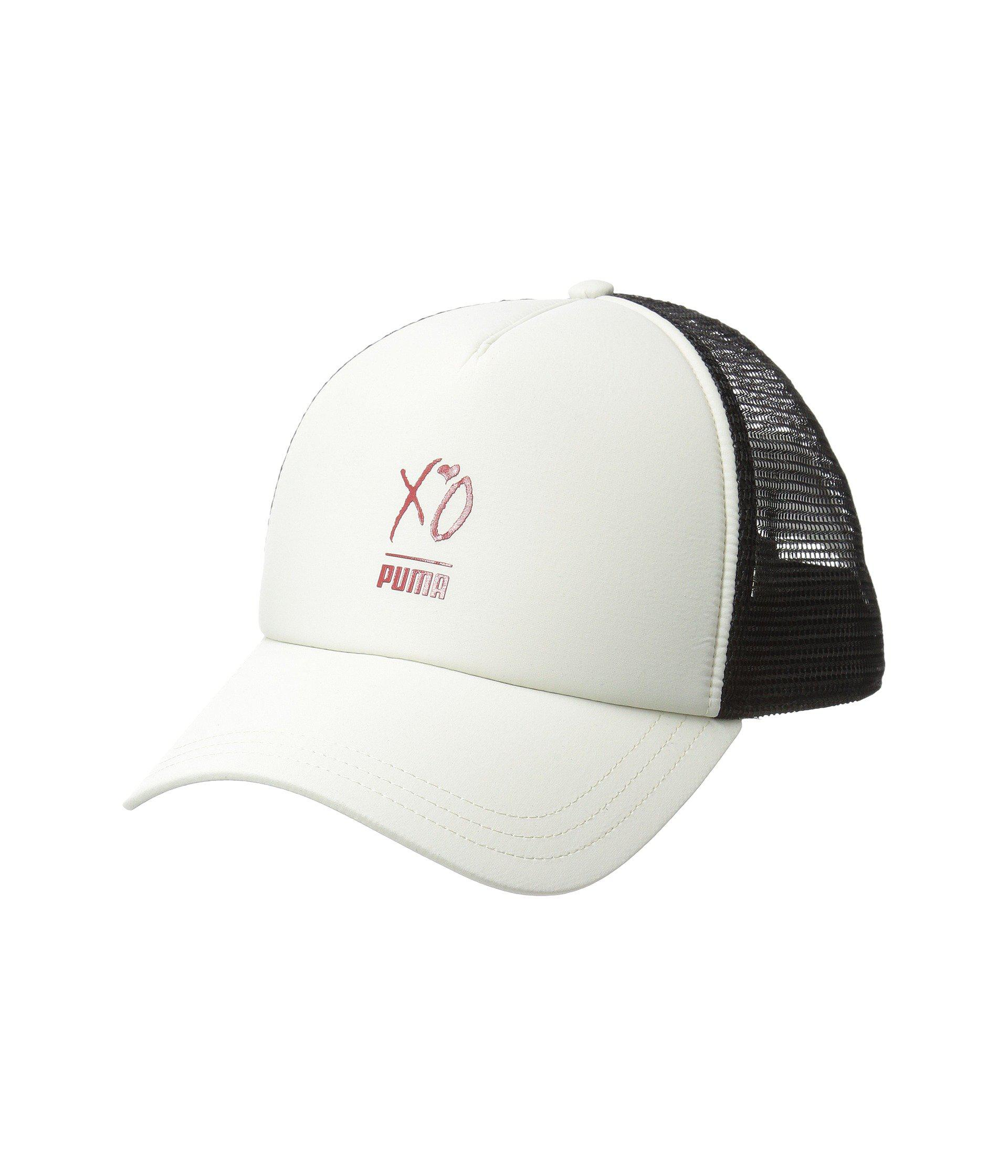 5e924b964c9 Lyst - PUMA X Xo By The Weeknd Trucker Cap (silver Birch) Caps in ...