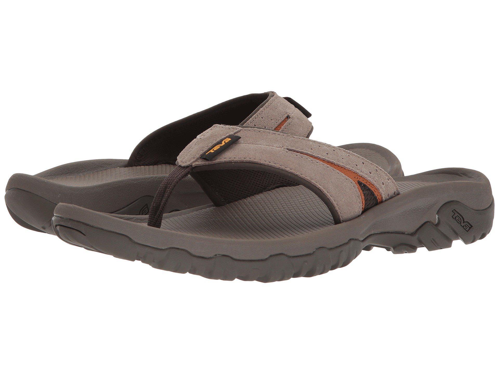 306df94a59ed Lyst - Teva Katavi 2 Thong (walnut) Men s Sandals for Men