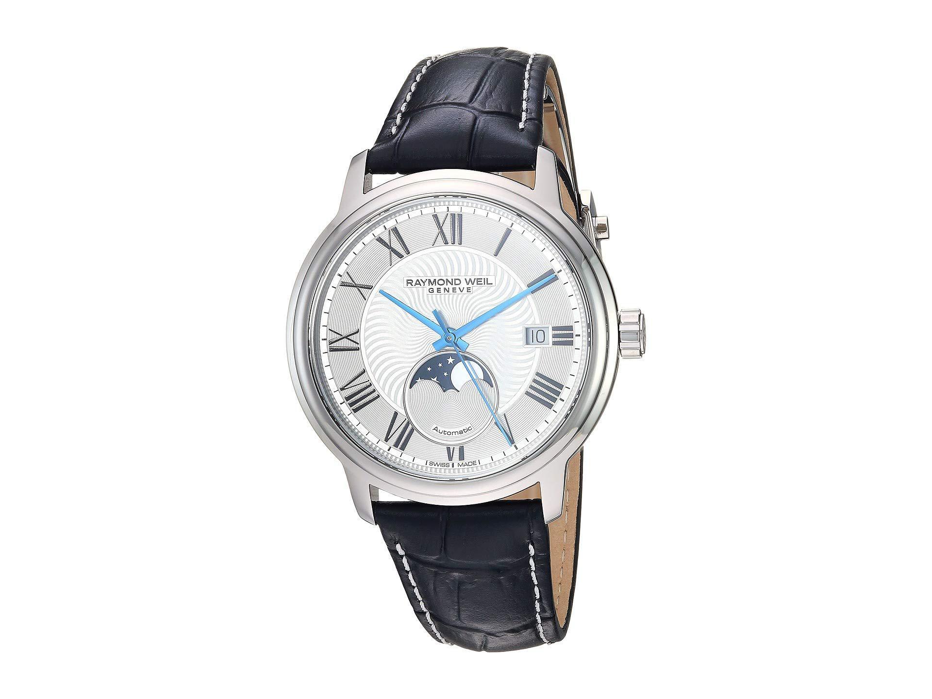 f1379b951 Raymond Weil Maestro - 2239-stc-00659 (silver/blue) Watches in Blue ...