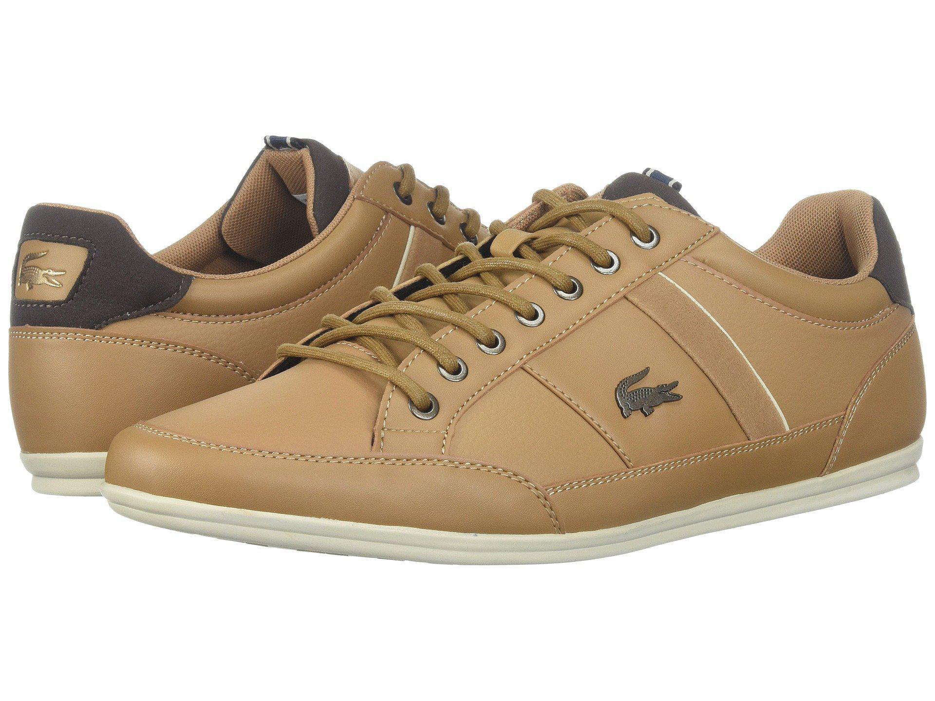 3f56c486dc26 Lyst - Lacoste Chaymon 118 2 (light Brown dark Brown) Men s Shoes in ...