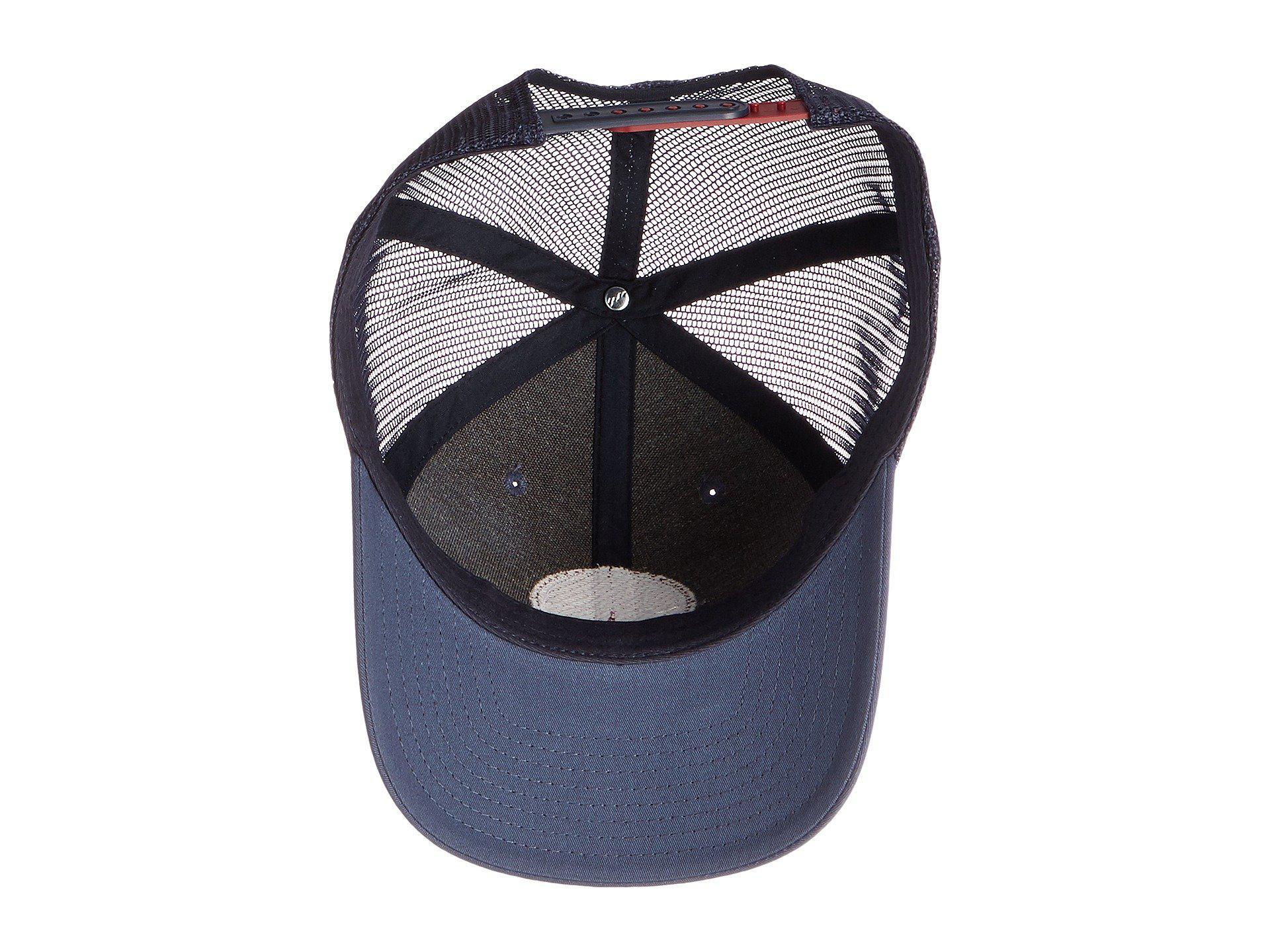 090bb3c469f Travis Mathew - Blue Trip L (heather Grey Pinstripe) Caps for Men - Lyst.  View fullscreen