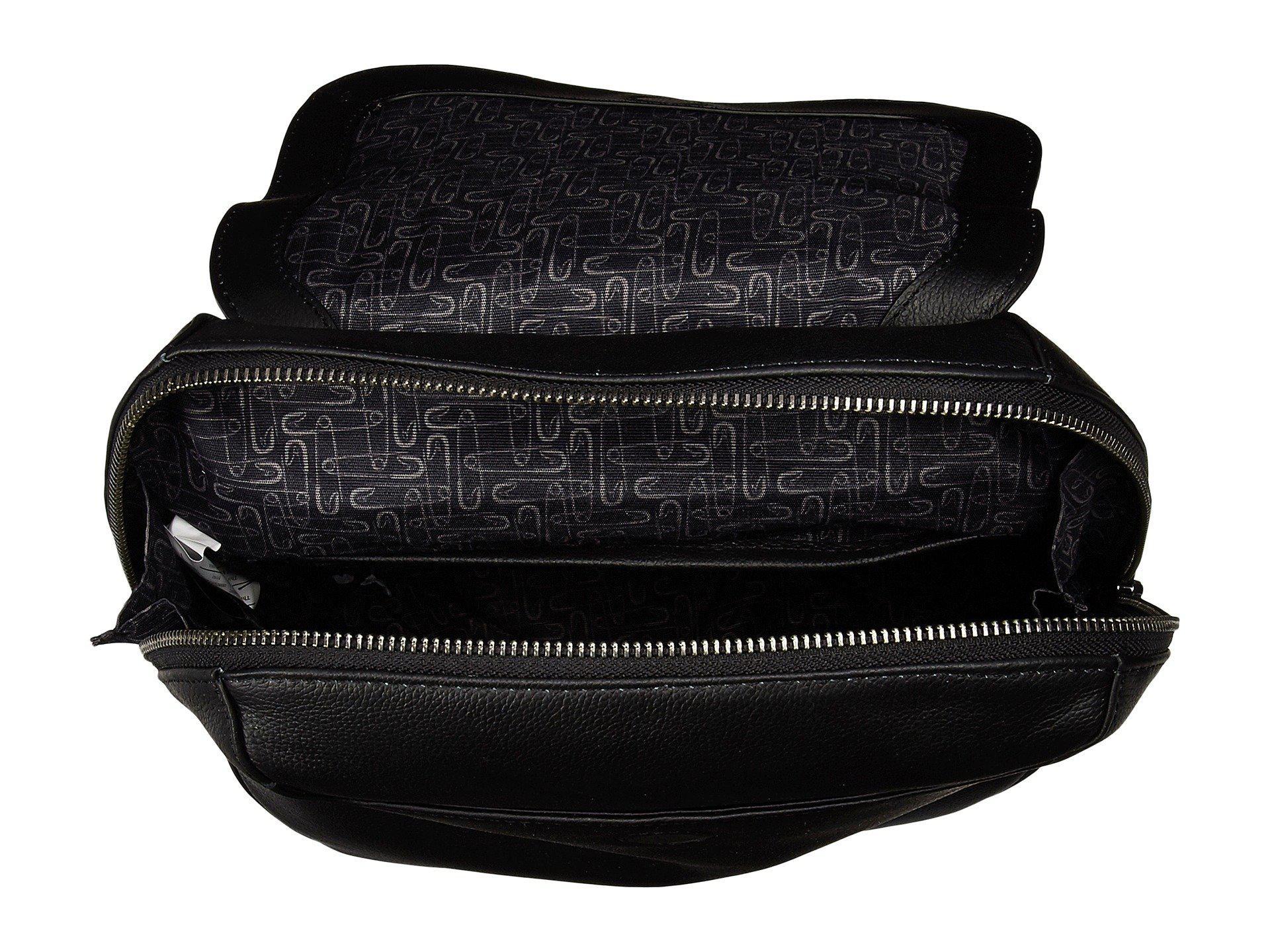 1f0cdb85a418 Lyst - Lipault Plume Elegance Leather Laptop Medium Backpack (cognac ...