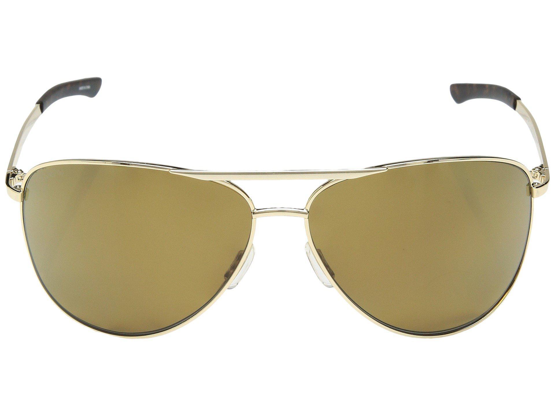 ab344963ef Lyst - Smith Optics Serpico 2 (gold brown Chromapoptm Polarized Lens ...