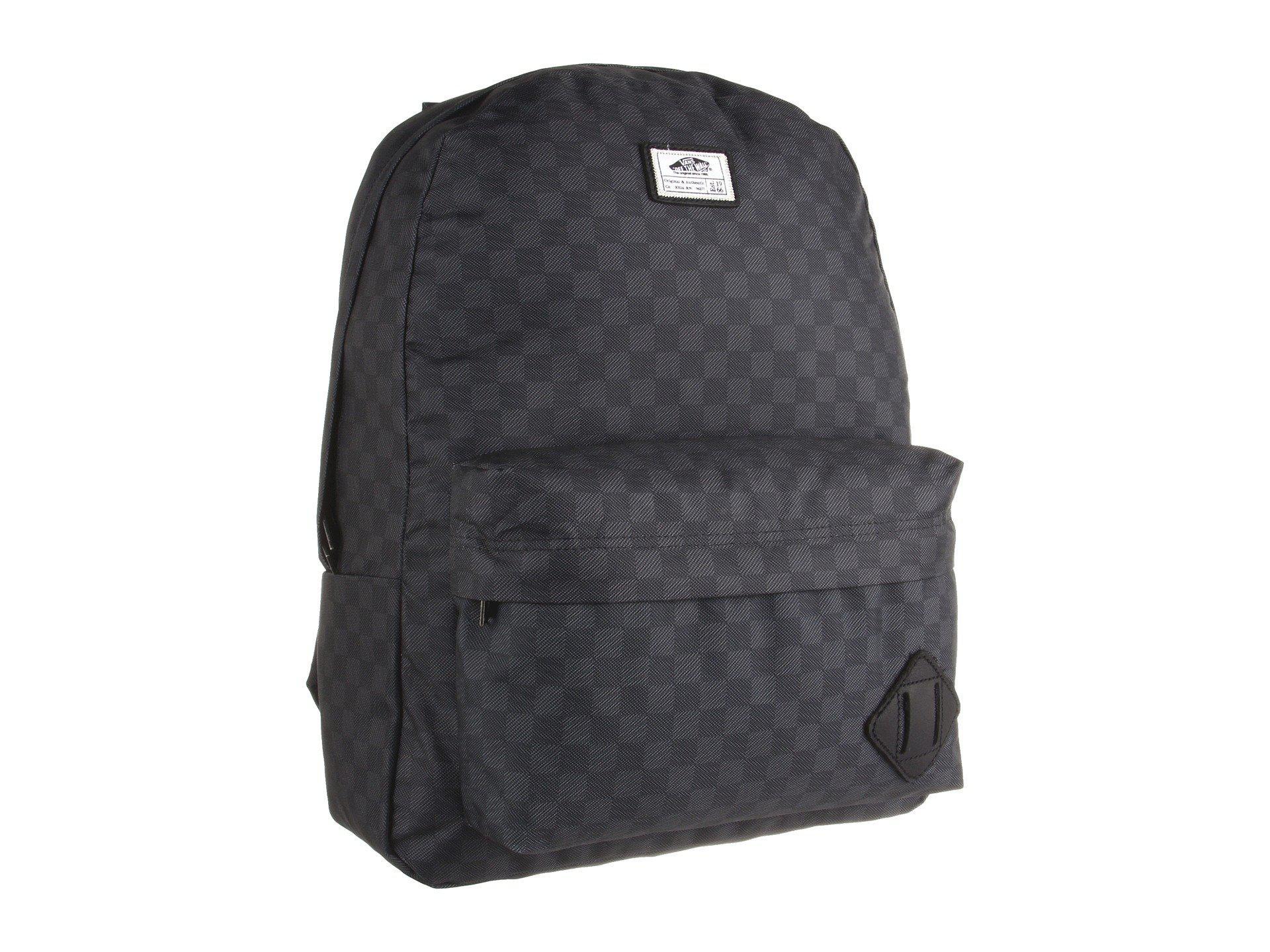 16b5718627d7 Lyst - Vans Old Skool Ii Backpack (herringbone) Backpack Bags in ...